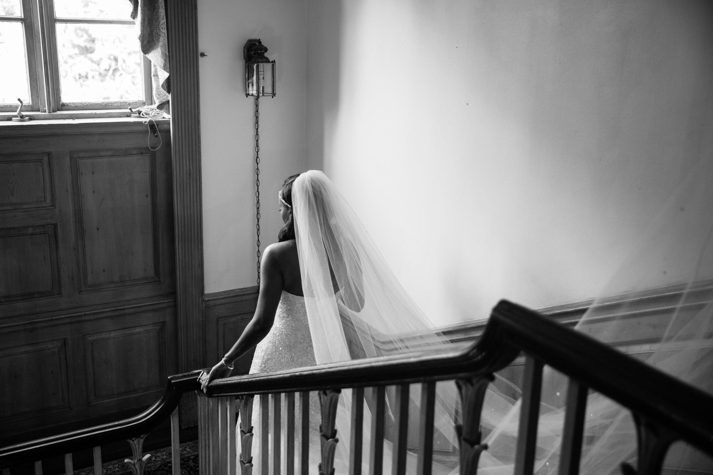 Black Wedding Photographer in Washington DC Megapixels Media gorgeous black bride.jpg
