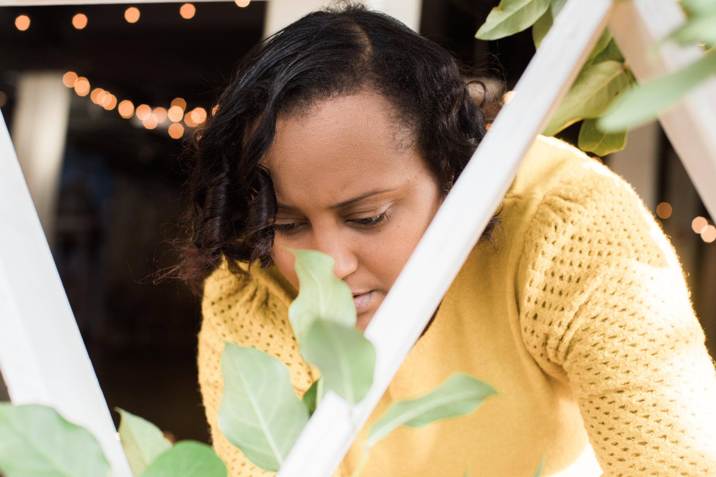 Black Woman Owned Wedding Florist in Baltimore Maryland Washington DC Mainstreet Ballroom Megapixels Media Photography -7.jpg