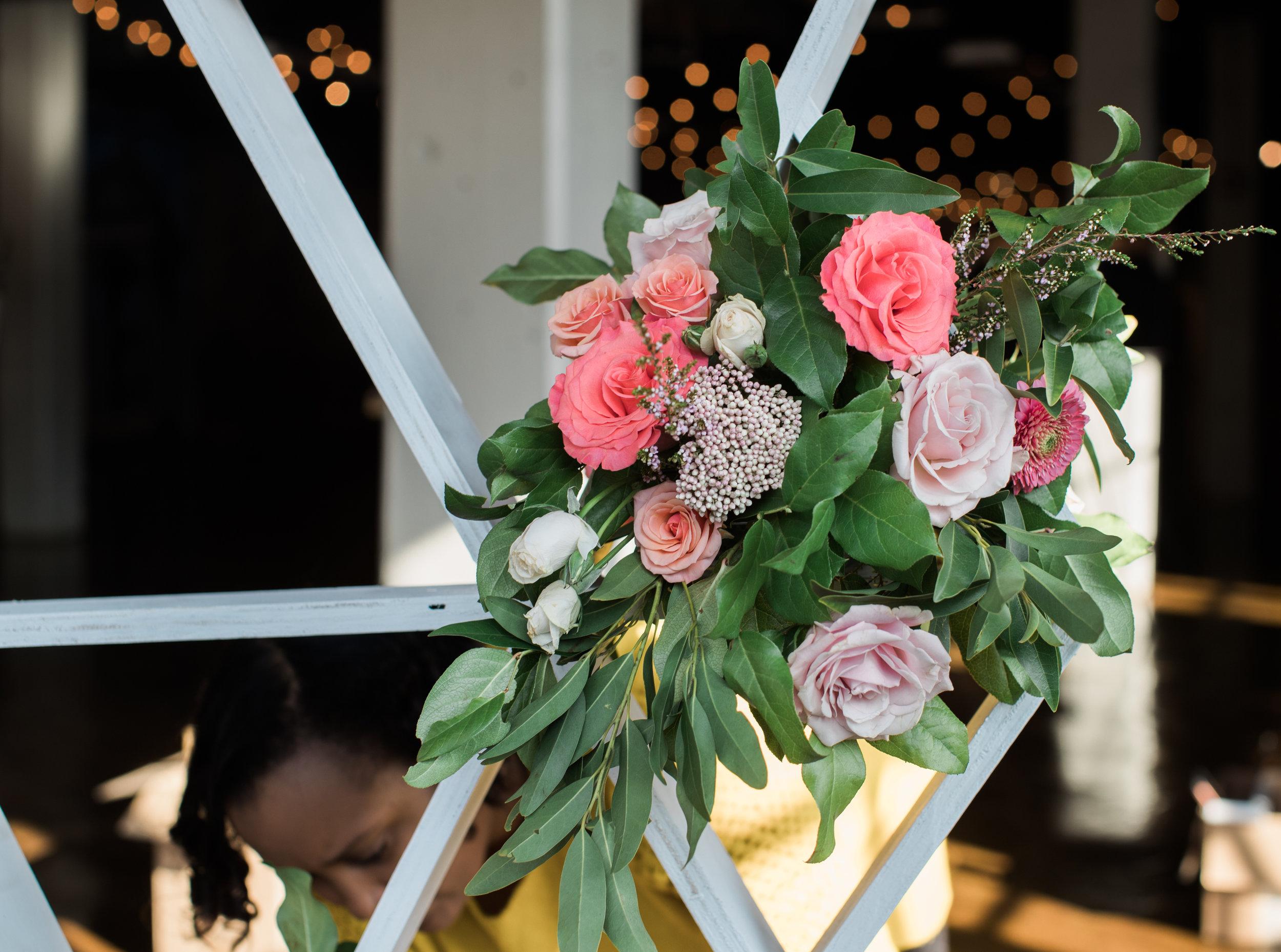 Black Woman Owned Wedding Florist in Baltimore Maryland Washington DC Mainstreet Ballroom Megapixels Media Photography -8.jpg