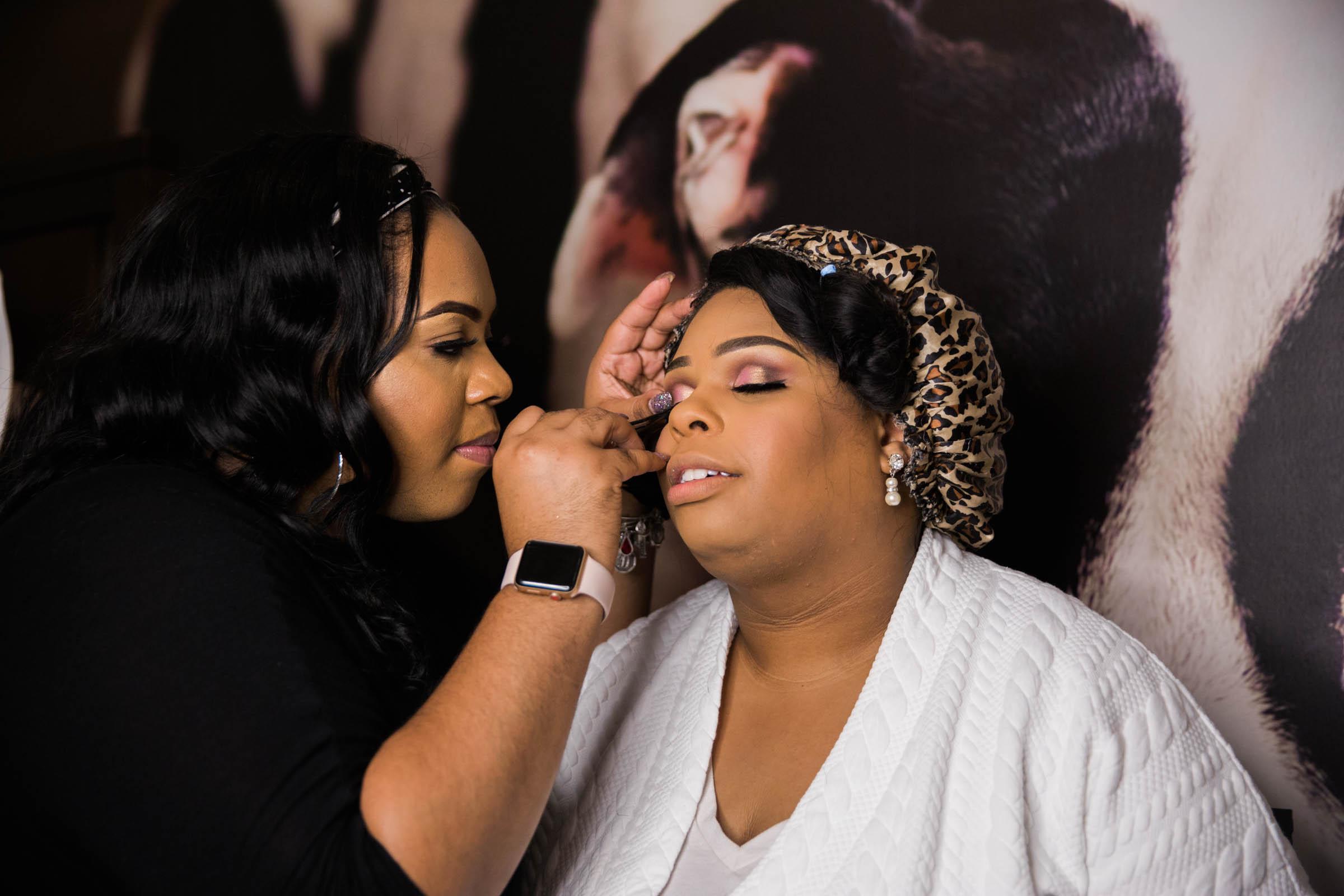 Royal Black Bride in Baltimore Preston Hall Black Wedding Photographers Megapixels Media Photography (7 of 73).jpg