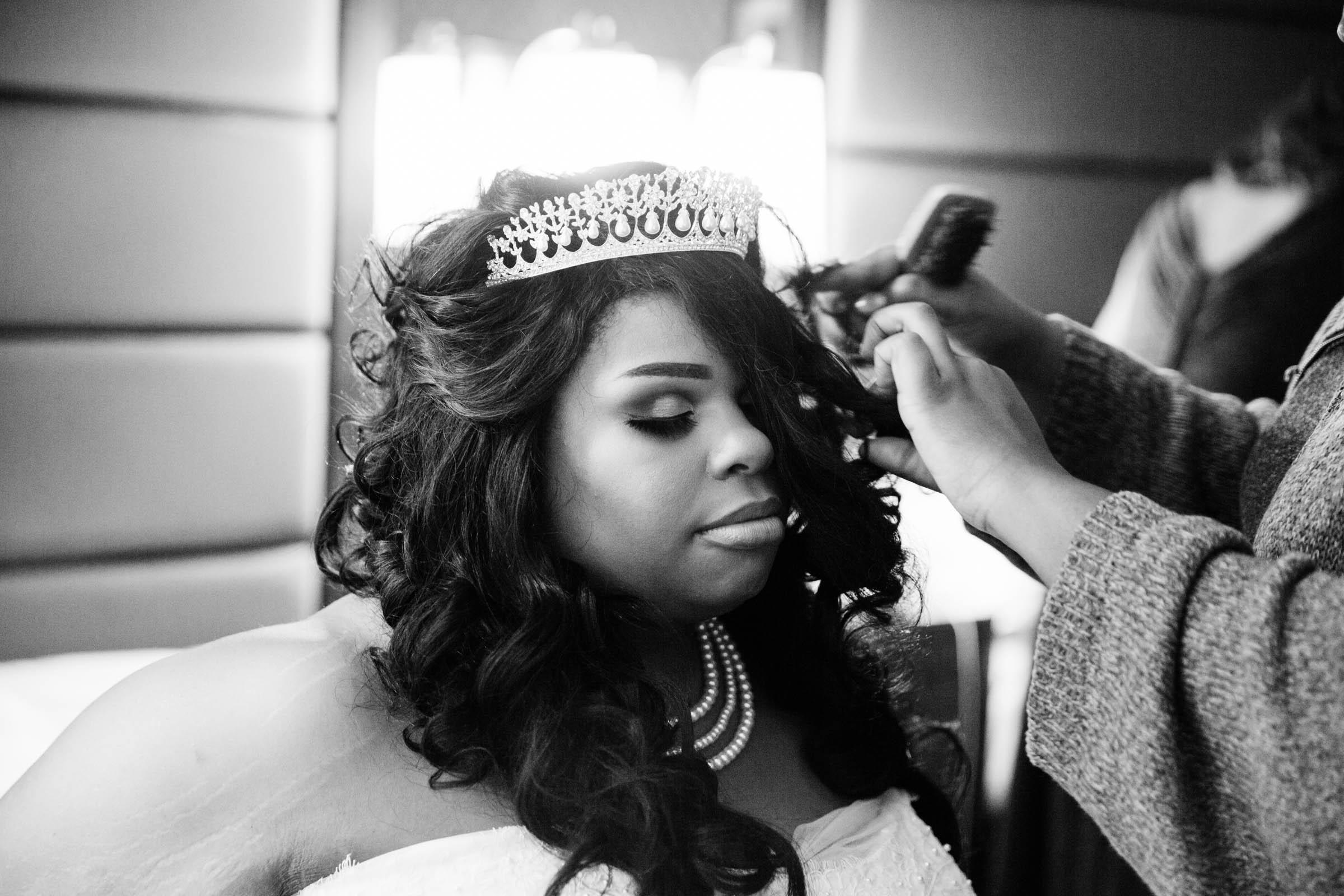 Royal Black Bride in Baltimore Preston Hall Black Wedding Photographers Megapixels Media Photography (11 of 73).jpg