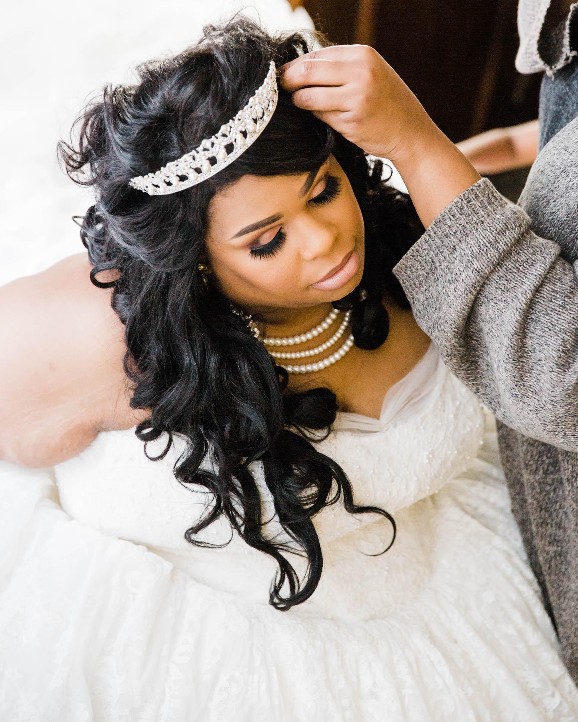 Royal Black Bride in Baltimore Preston Hall Black Wedding Photographers Megapixels Media Photography (12 of 73).jpg