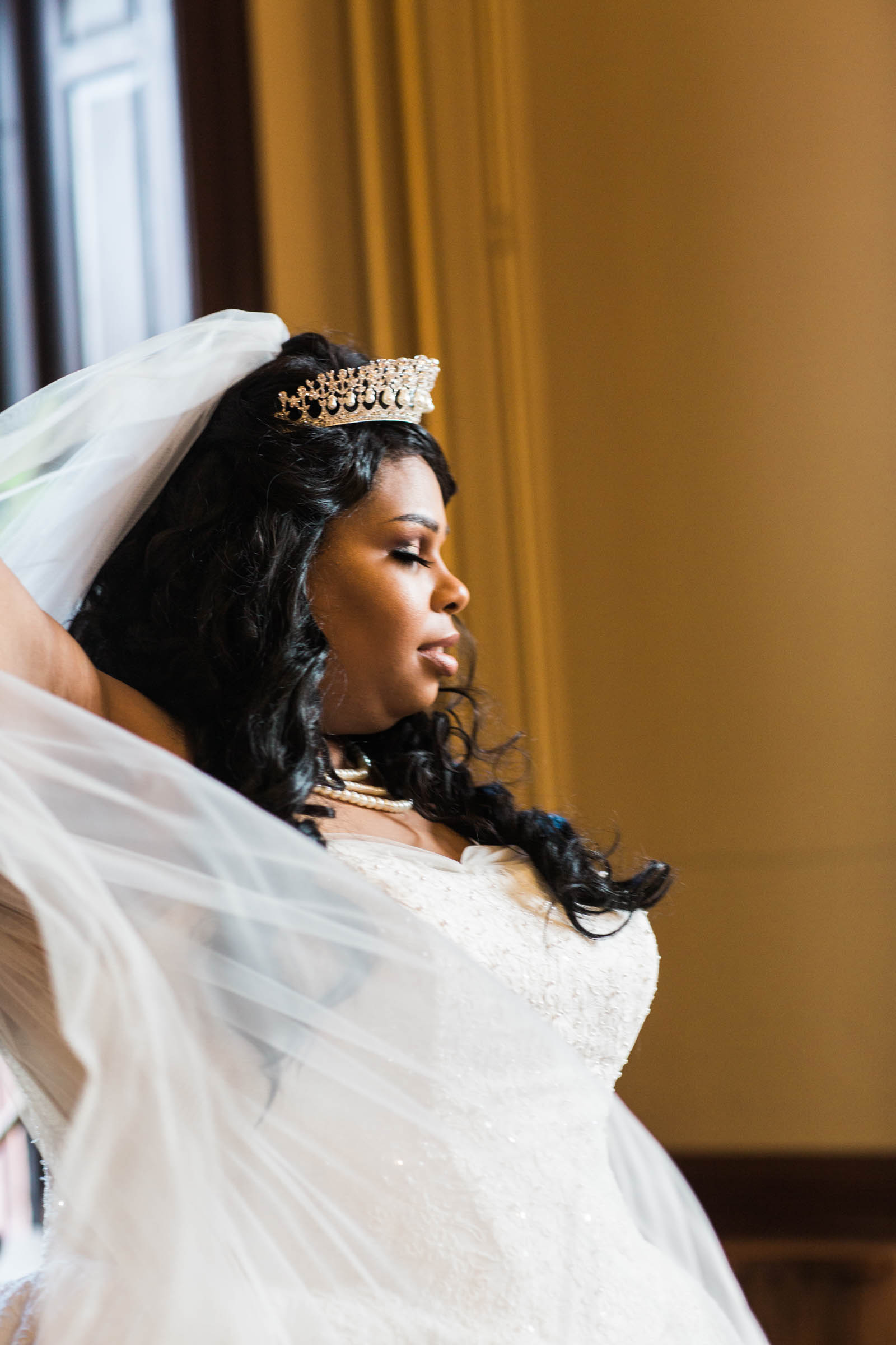 Royal Black Bride in Baltimore Preston Hall Black Wedding Photographers Megapixels Media Photography (30 of 73).jpg