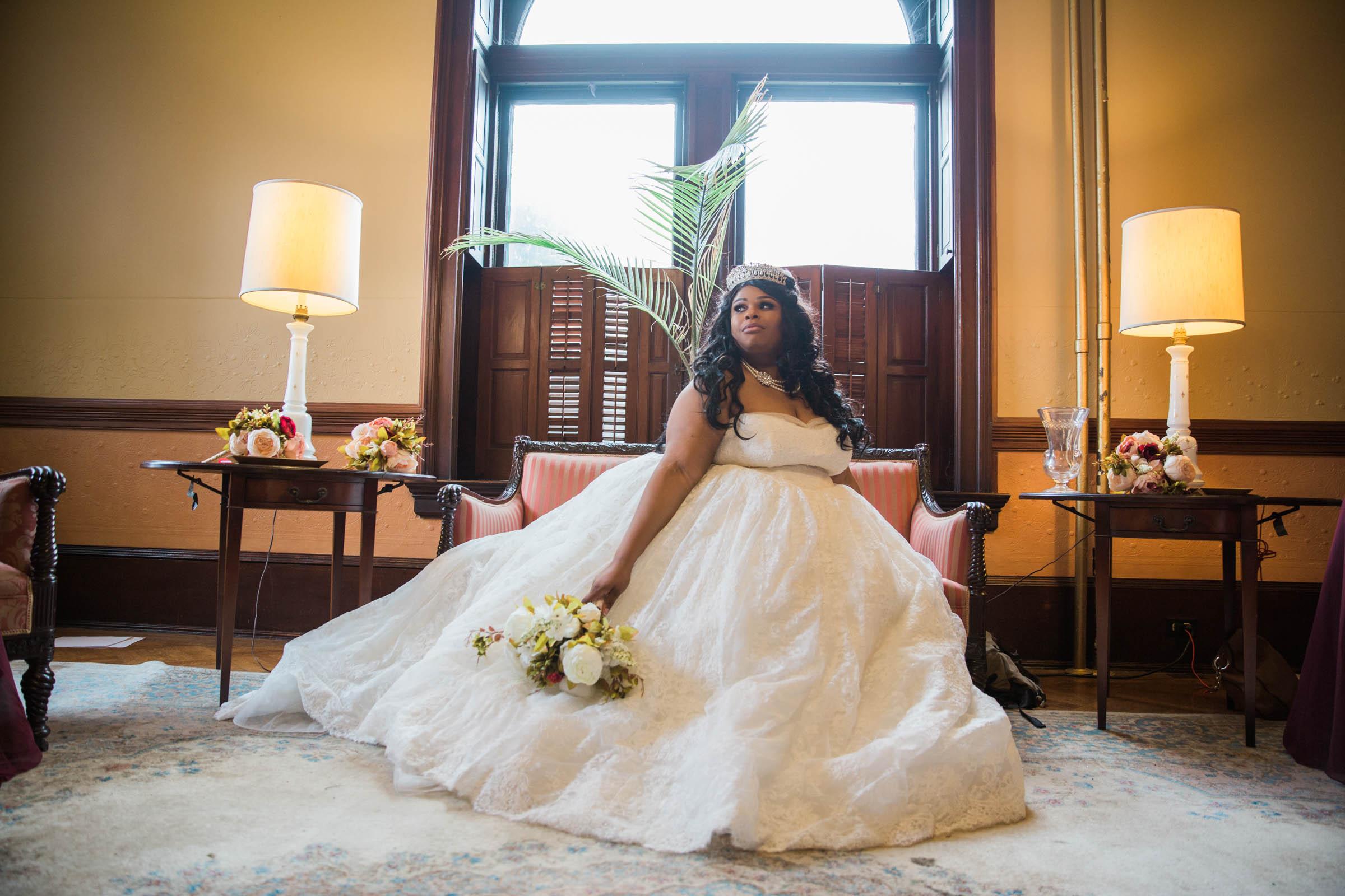 Royal Black Bride in Baltimore Preston Hall Black Wedding Photographers Megapixels Media Photography (32 of 73).jpg