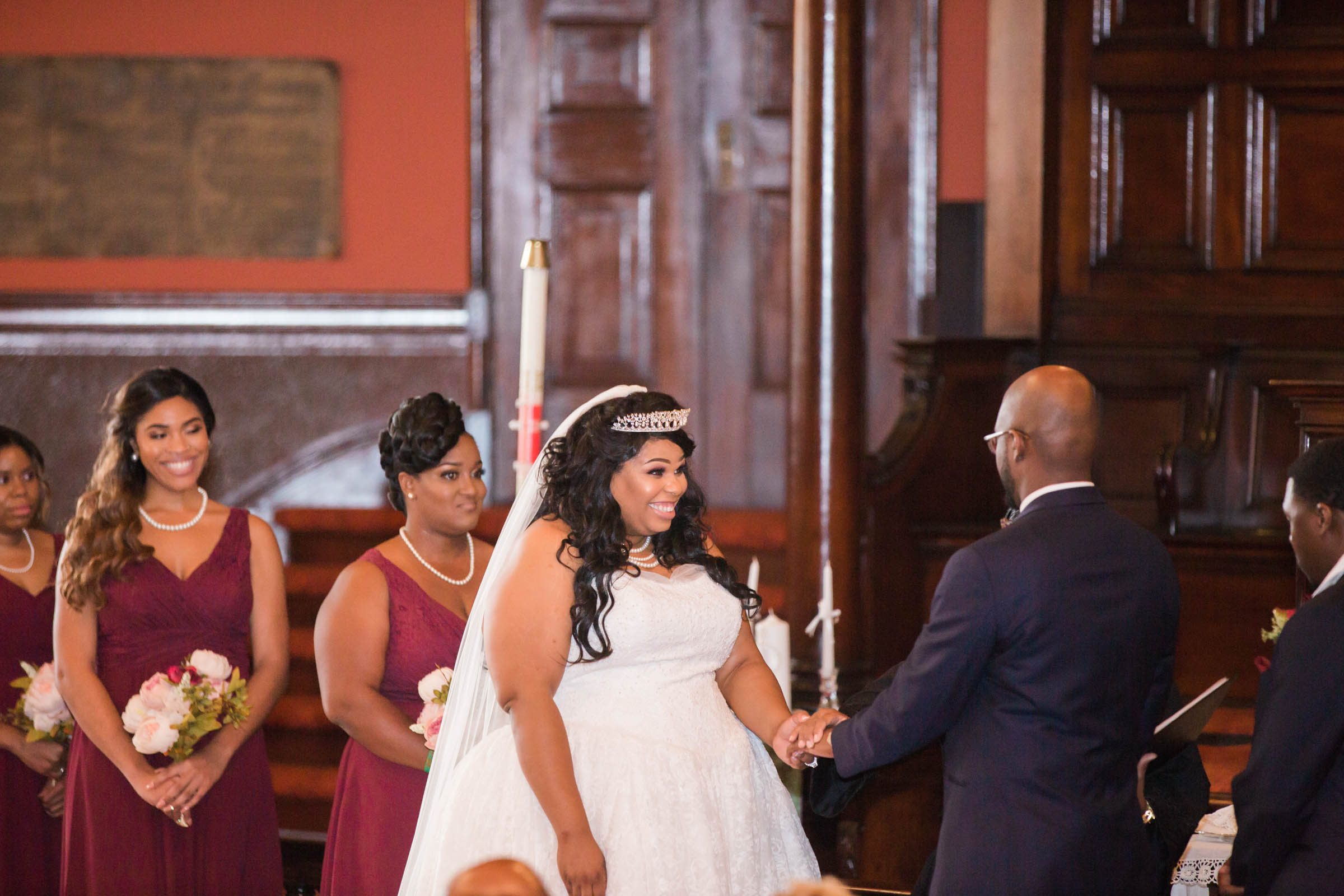 Royal Black Bride in Baltimore Preston Hall Black Wedding Photographers Megapixels Media Photography (39 of 73).jpg