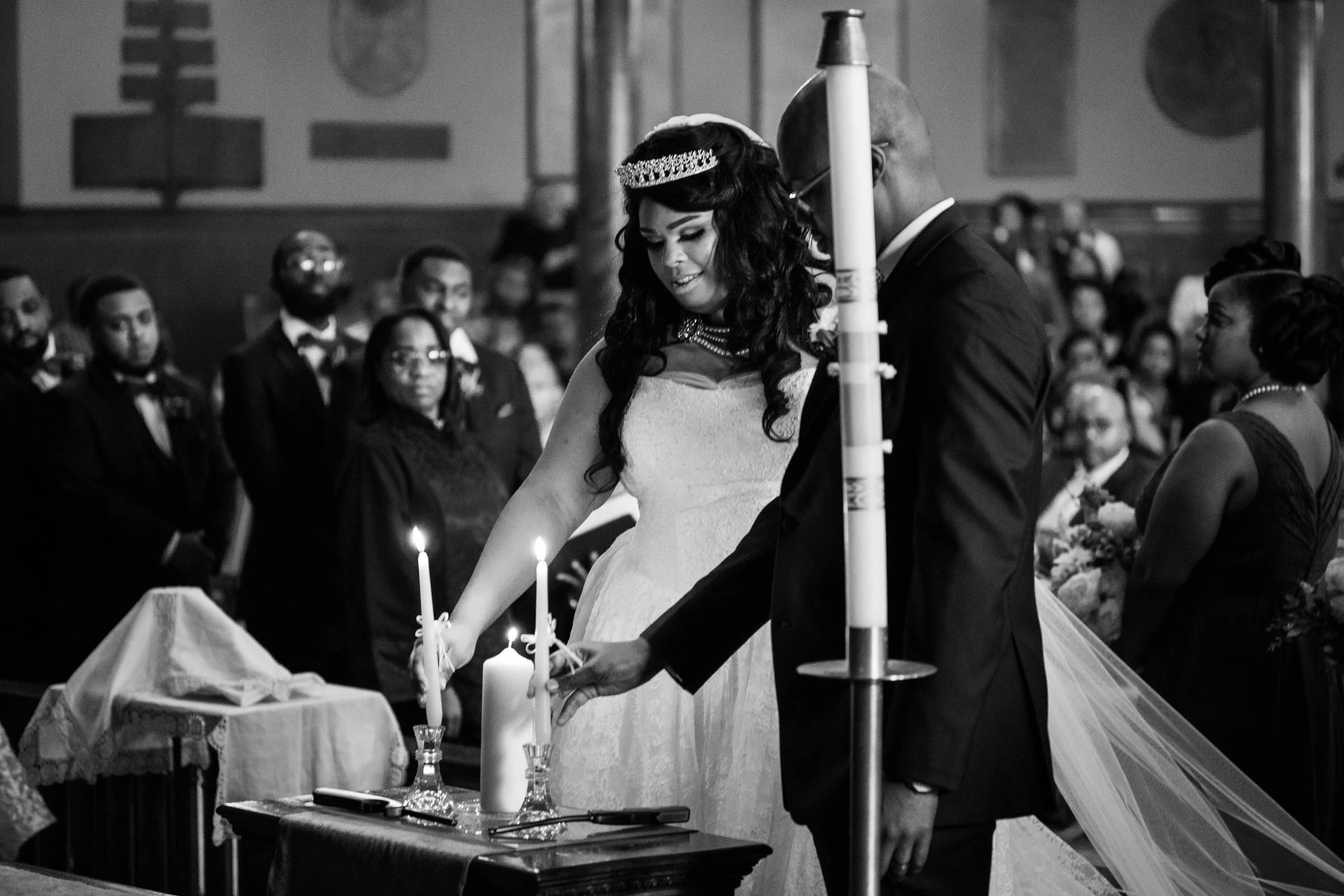 Royal Black Bride in Baltimore Preston Hall Black Wedding Photographers Megapixels Media Photography (40 of 73).jpg