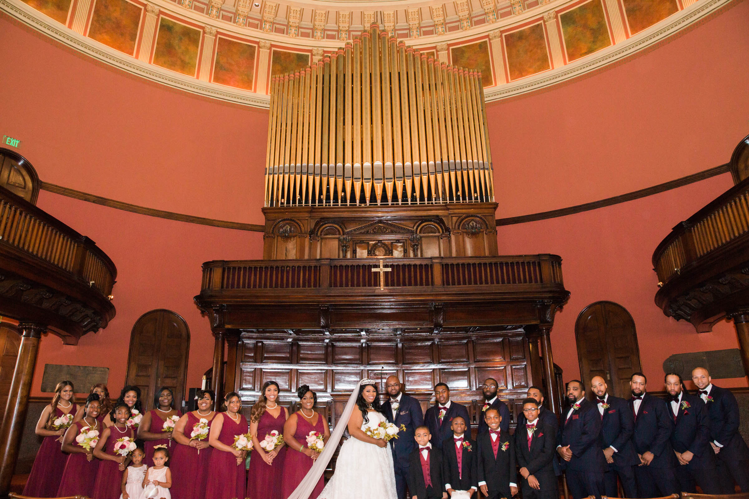 Royal Black Bride in Baltimore Preston Hall Black Wedding Photographers Megapixels Media Photography (46 of 73).jpg