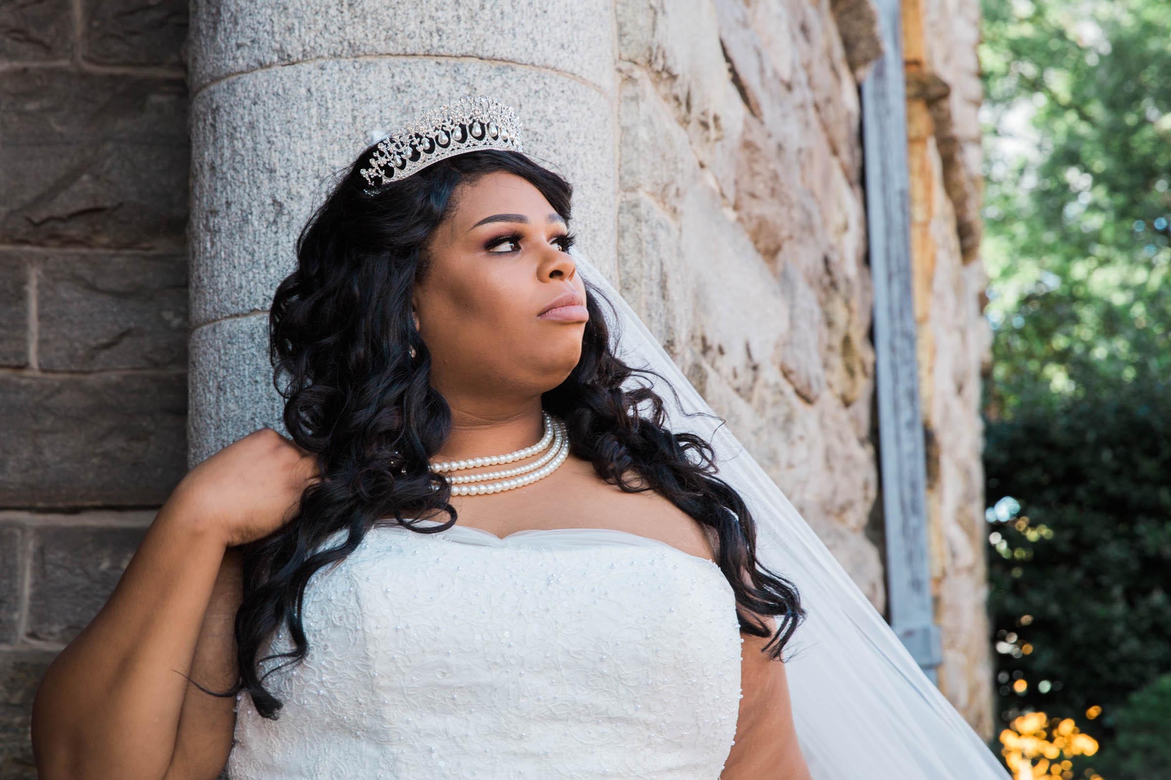 Royal Black Bride in Baltimore Preston Hall Black Wedding Photographers Megapixels Media Photography (50 of 73).jpg