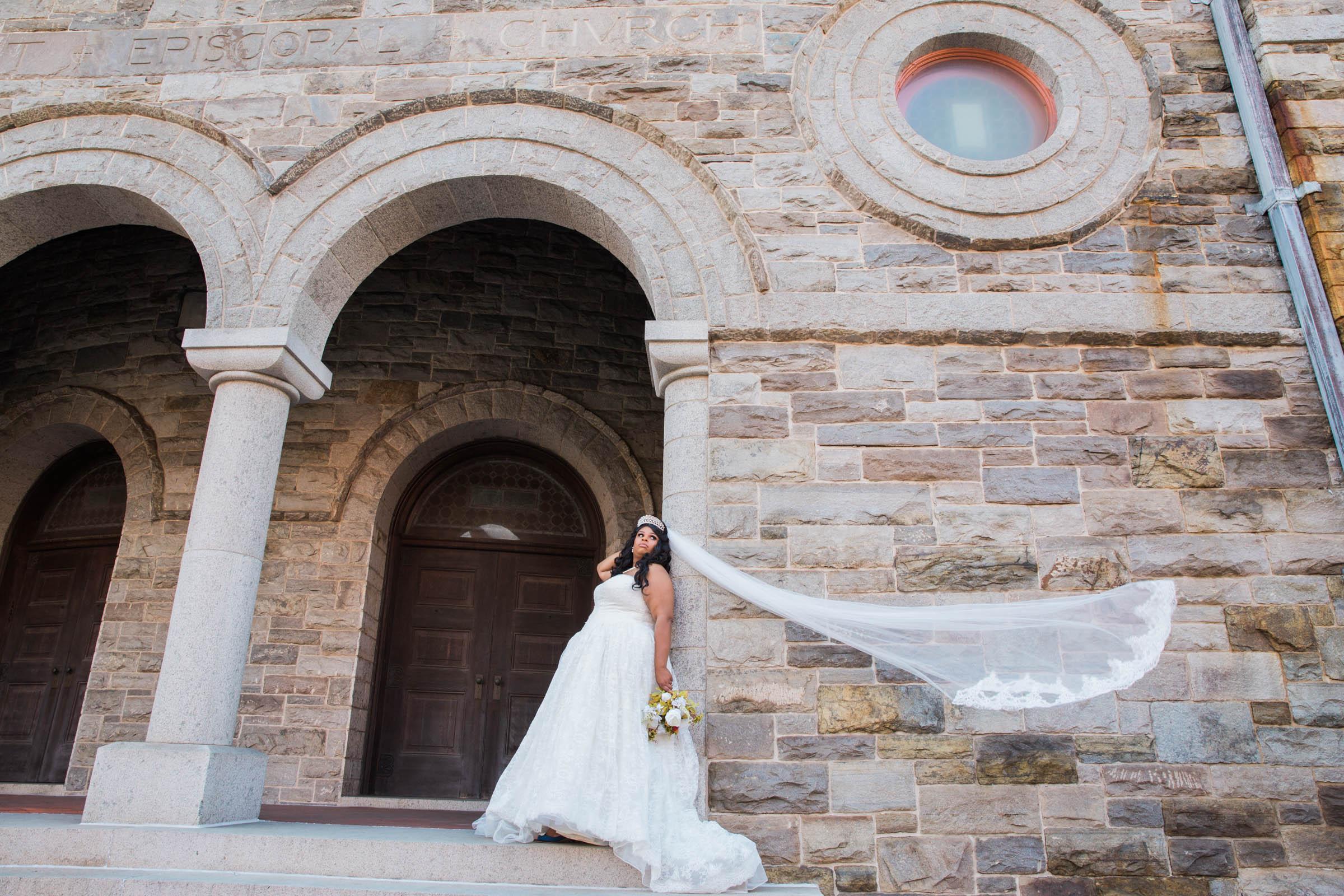 Royal Black Bride in Baltimore Preston Hall Black Wedding Photographers Megapixels Media Photography (53 of 73).jpg