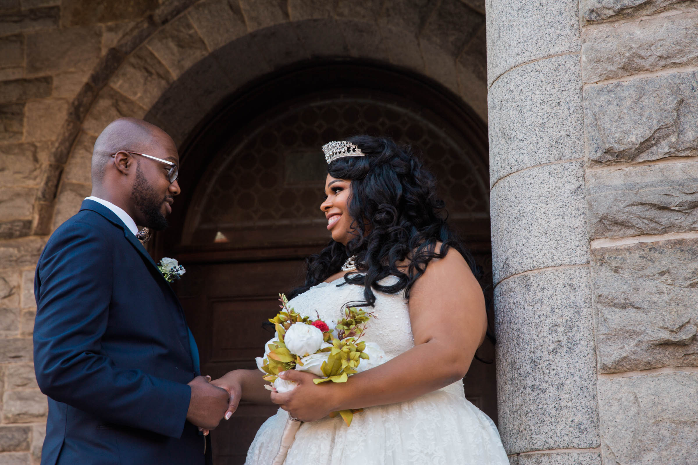 Royal Black Bride in Baltimore Preston Hall Black Wedding Photographers Megapixels Media Photography (54 of 73).jpg