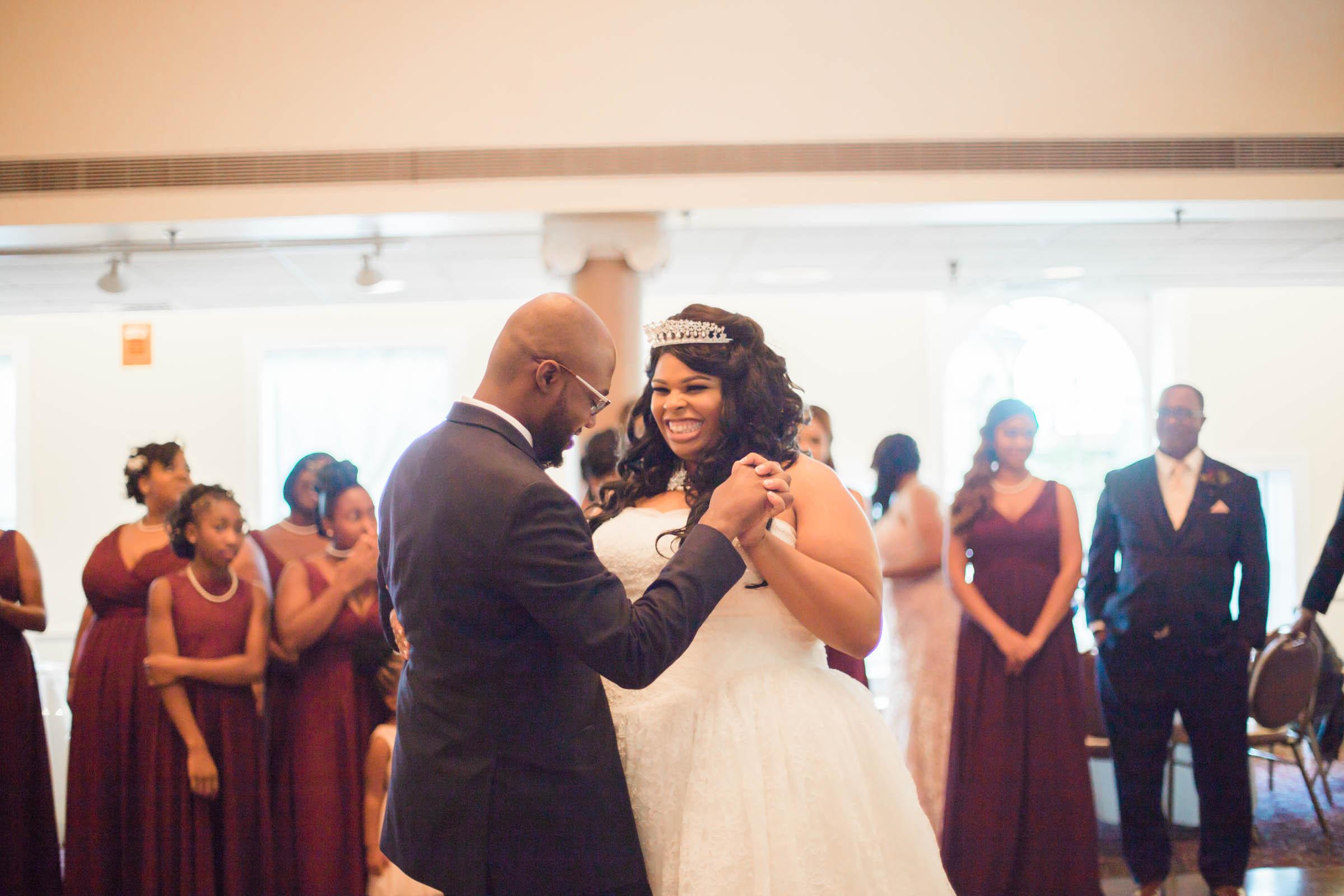 Royal Black Bride in Baltimore Preston Hall Black Wedding Photographers Megapixels Media Photography (60 of 73).jpg