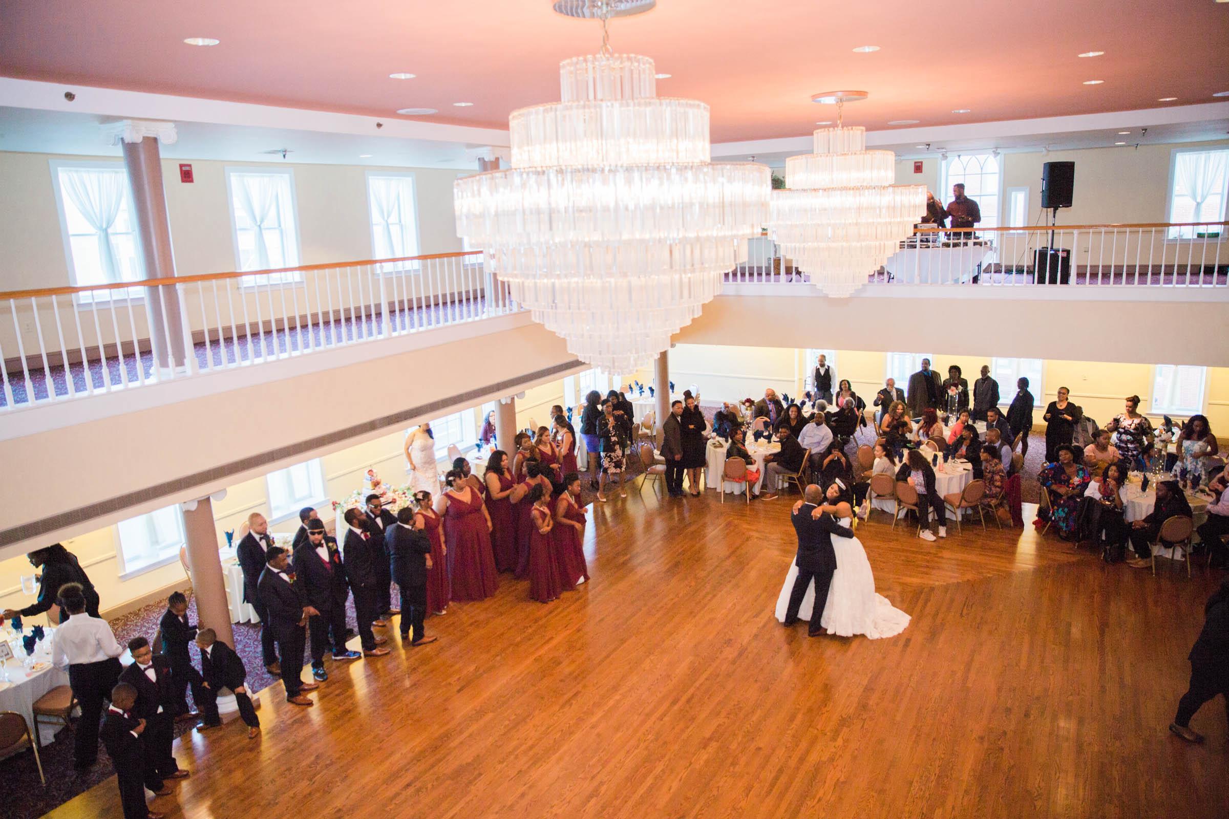 Royal Black Bride in Baltimore Preston Hall Black Wedding Photographers Megapixels Media Photography (63 of 73).jpg