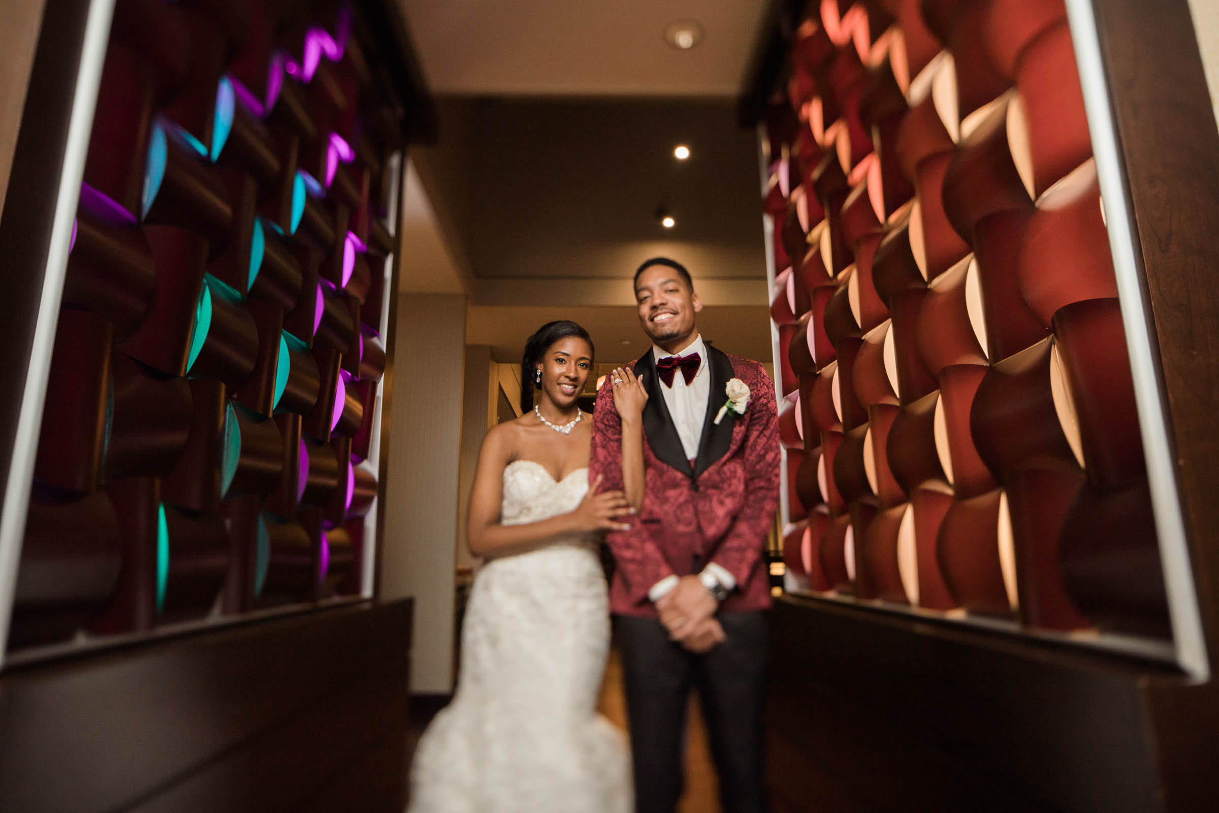 Black Bride Dream Wedding at  Hyatt Regency Fairfax Virginia Husband and Wife Wedding Photographers Megapixels Media Photography (1 of 104).jpg