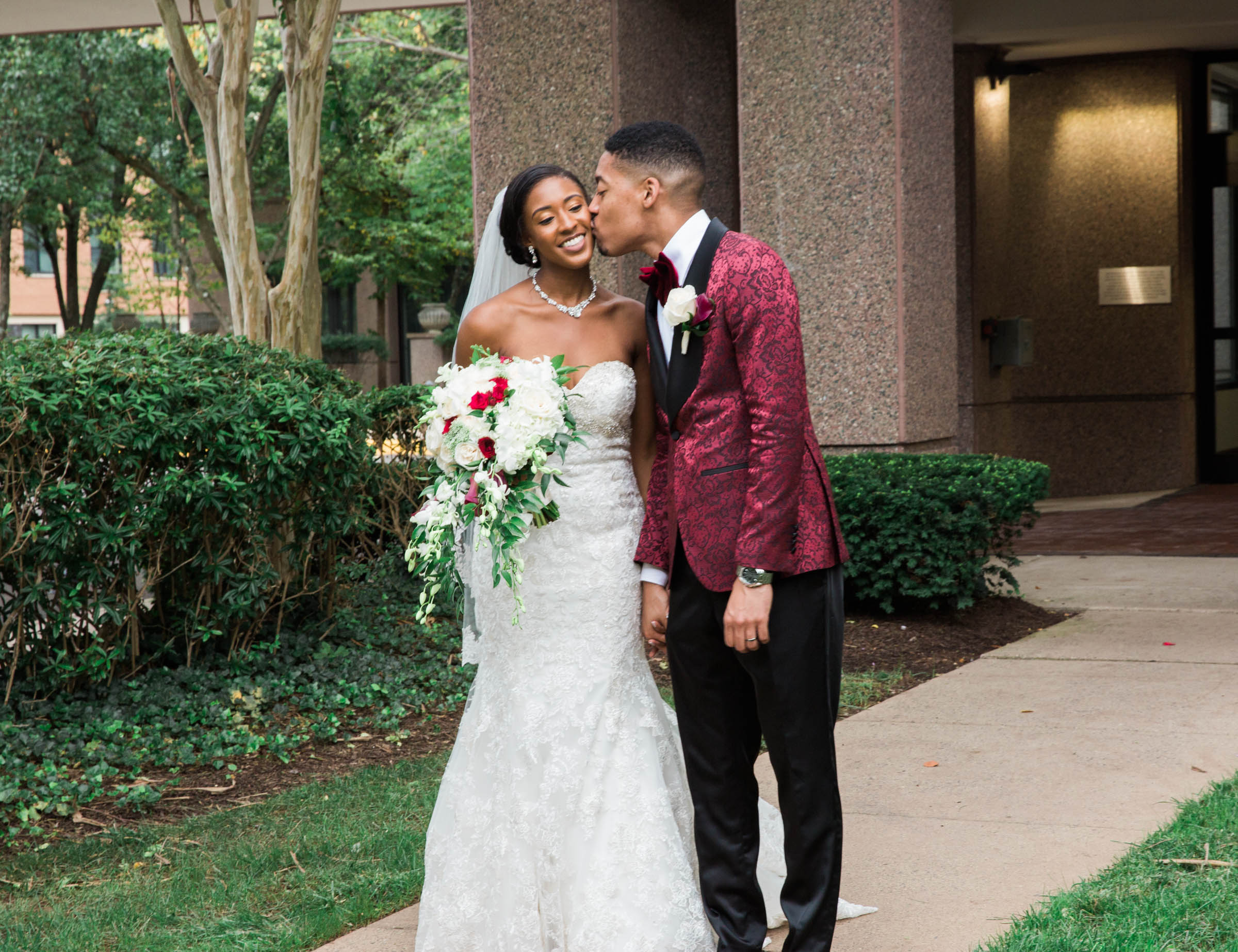 Black Bride Dream Wedding at  Hyatt Regency Fairfax Virginia Husband and Wife Wedding Photographers Megapixels Media Photography (67 of 104).jpg
