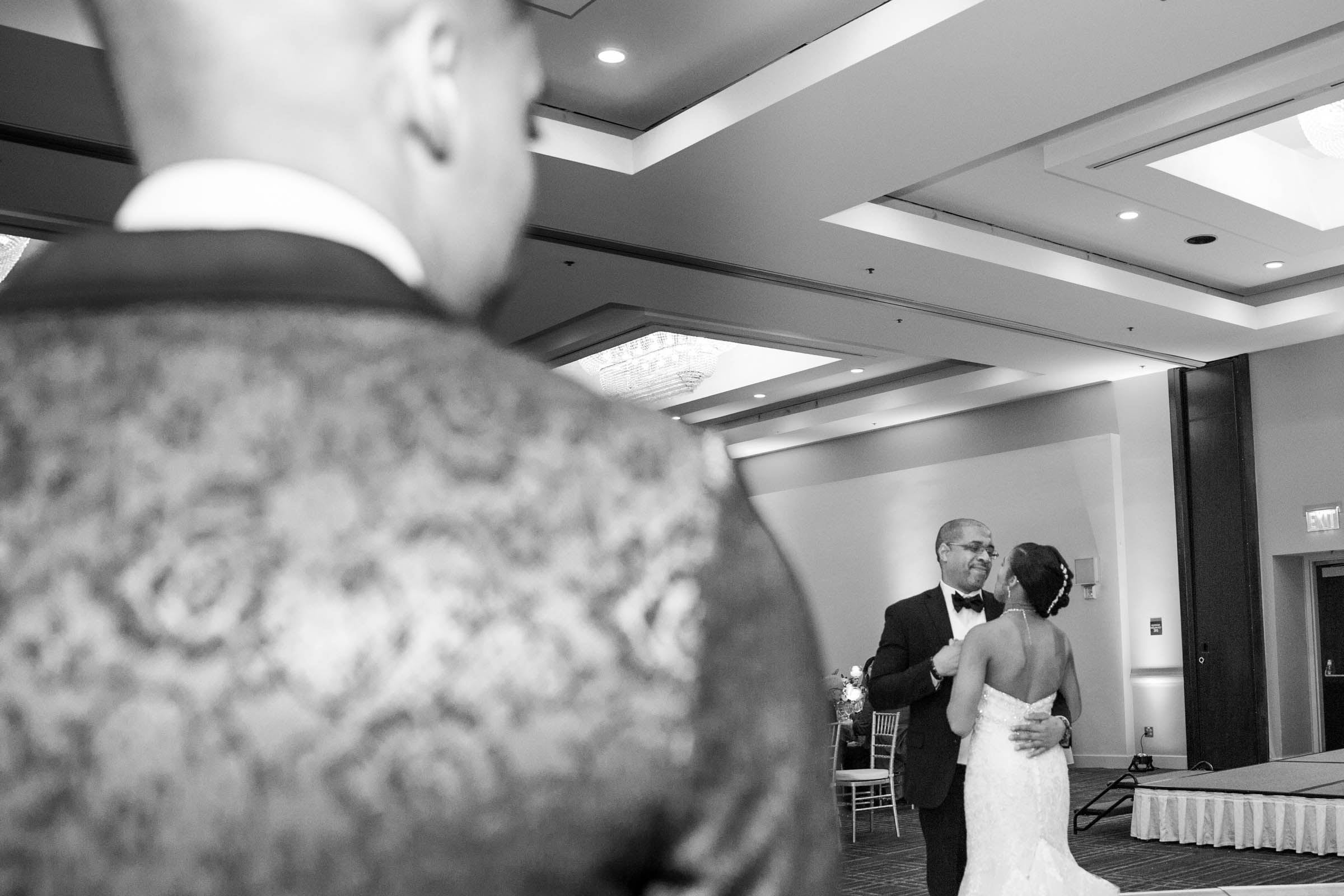 Black Bride Dream Wedding at  Hyatt Regency Fairfax Virginia Husband and Wife Wedding Photographers Megapixels Media Photography (81 of 104).jpg