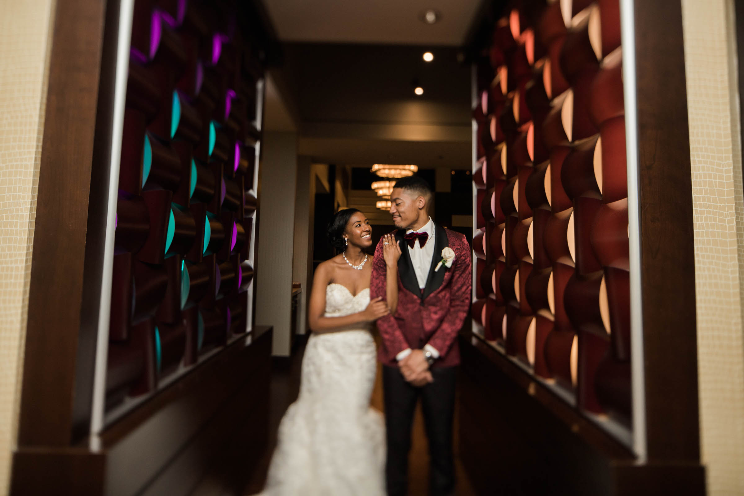 Black Bride Dream Wedding at  Hyatt Regency Fairfax Virginia Husband and Wife Wedding Photographers Megapixels Media Photography (102 of 104).jpg