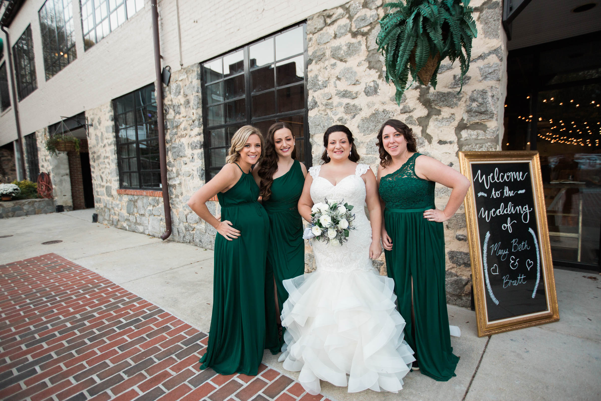 Main Street Ballroom Ellicott City Wedding Curvy Bride Baltimore Maryland Wedding Photographers (49 of 111).jpg