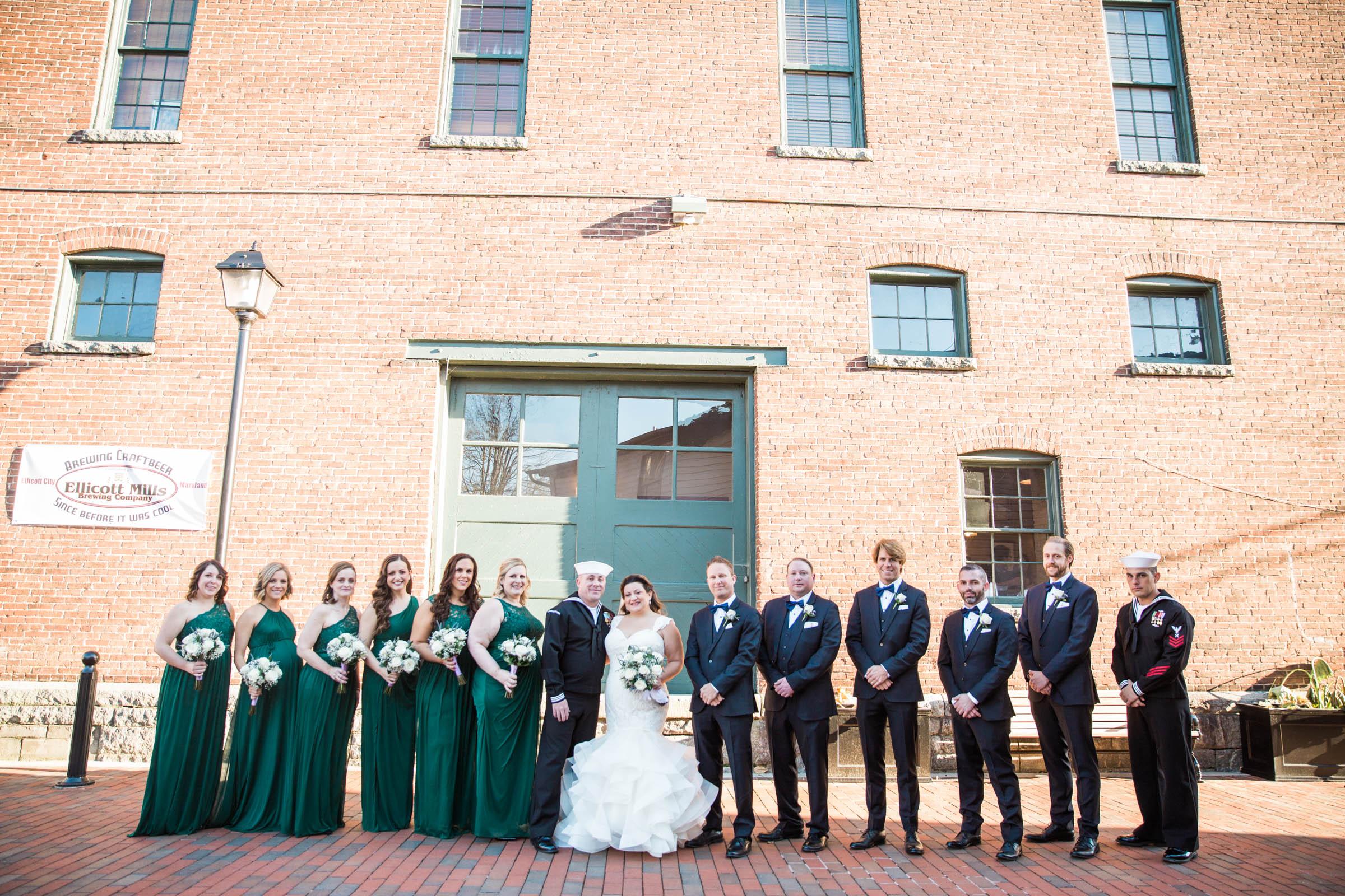 Main Street Ballroom Ellicott City Wedding Curvy Bride Baltimore Maryland Wedding Photographers (53 of 111).jpg