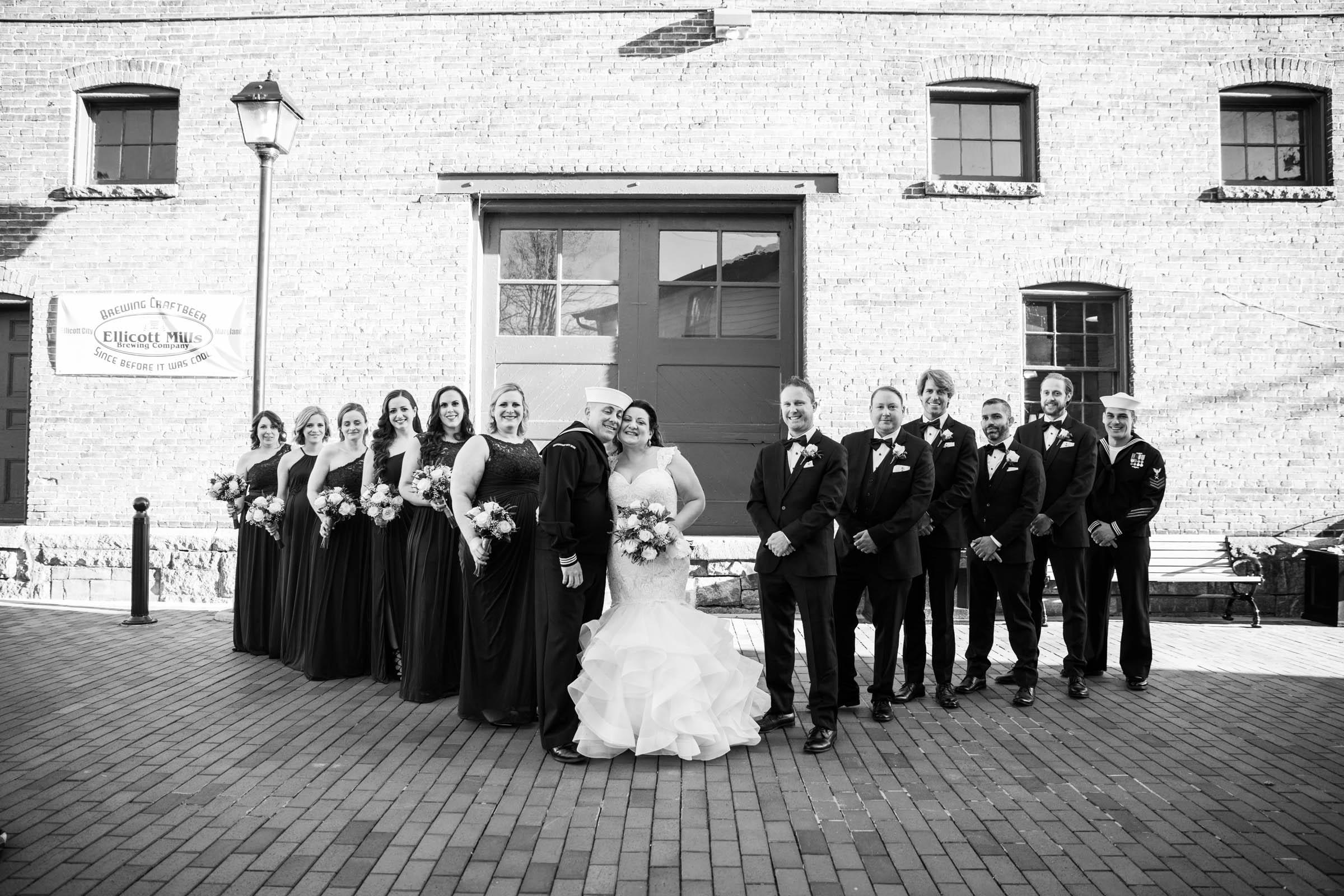 Main Street Ballroom Ellicott City Wedding Curvy Bride Baltimore Maryland Wedding Photographers (54 of 111).jpg