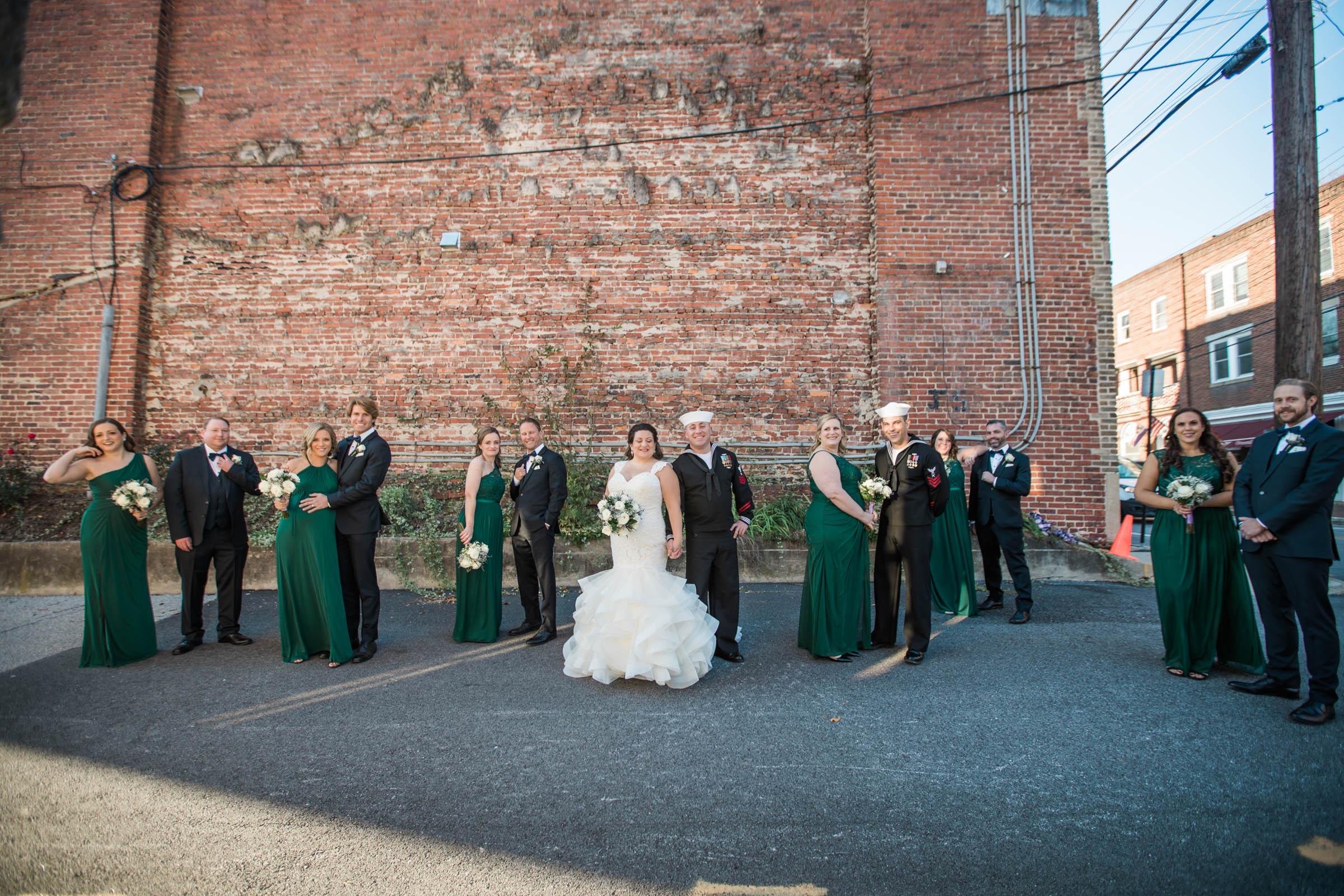 Main Street Ballroom Ellicott City Wedding Curvy Bride Baltimore Maryland Wedding Photographers (57 of 111).jpg