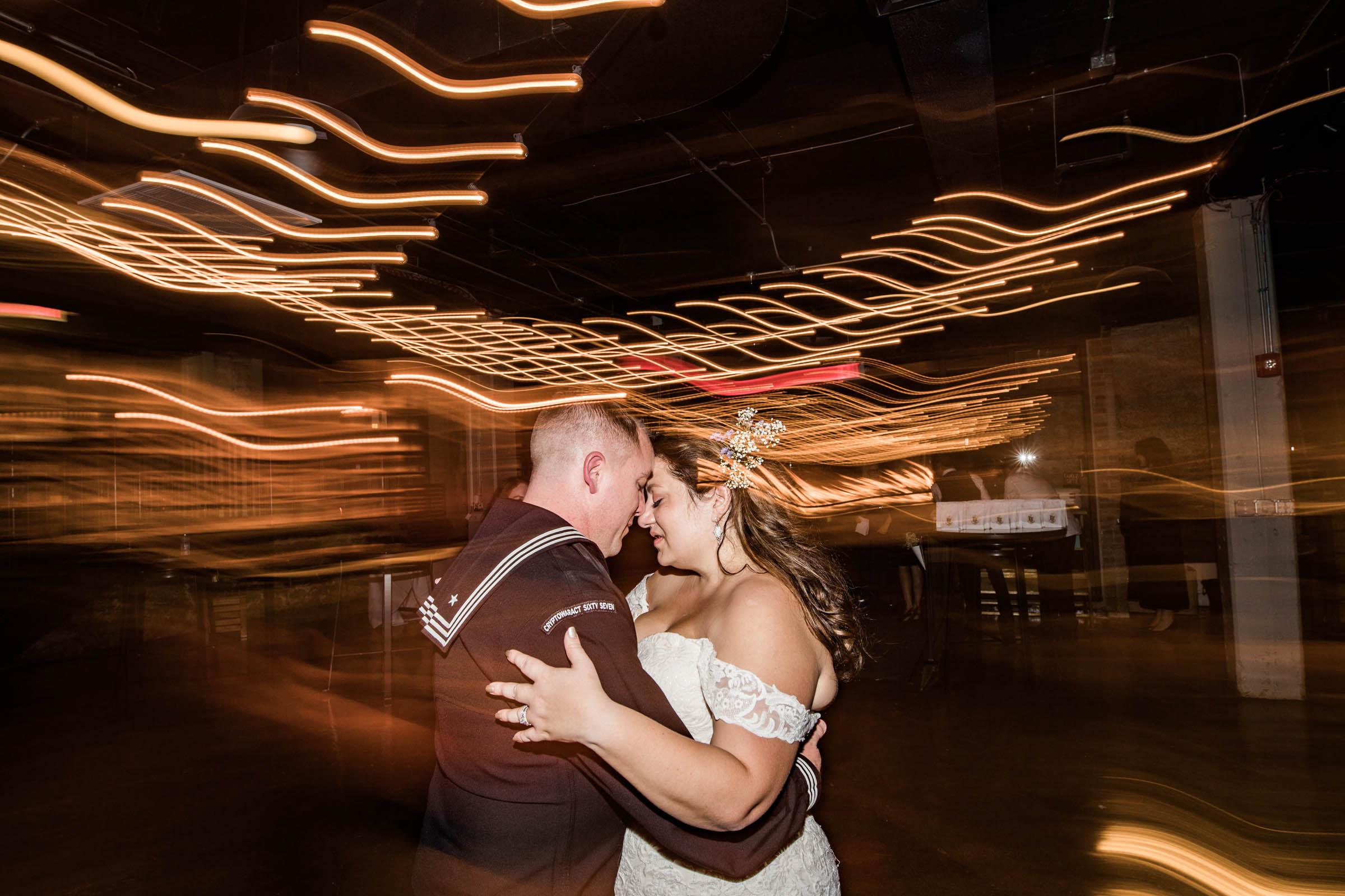 Main Street Ballroom Ellicott City Wedding Curvy Bride Baltimore Maryland Wedding Photographers (110 of 111).jpg