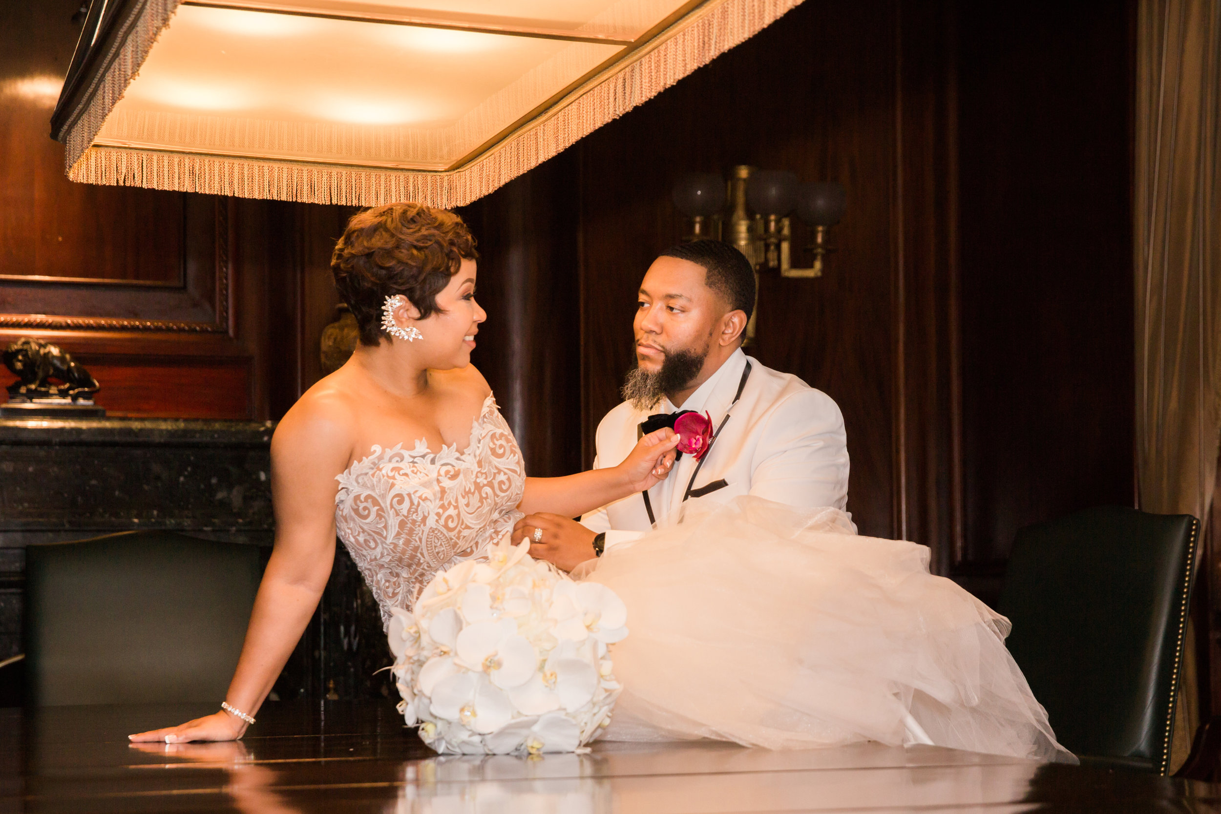 Best Classic Black Bride at The Grand Baltimore Maryland Husband and Wife Wedding Photographers Megapixels Media (1 of 98).jpg