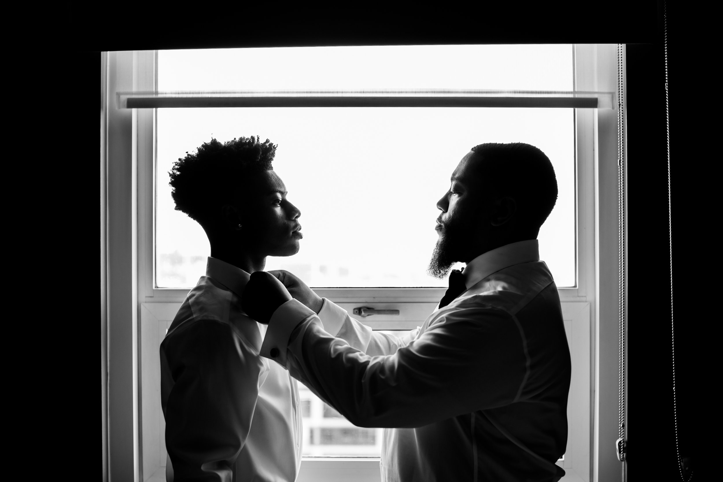 Best Classic Black Bride at The Grand Baltimore Maryland Husband and Wife Wedding Photographers Megapixels Media (23 of 98).jpg
