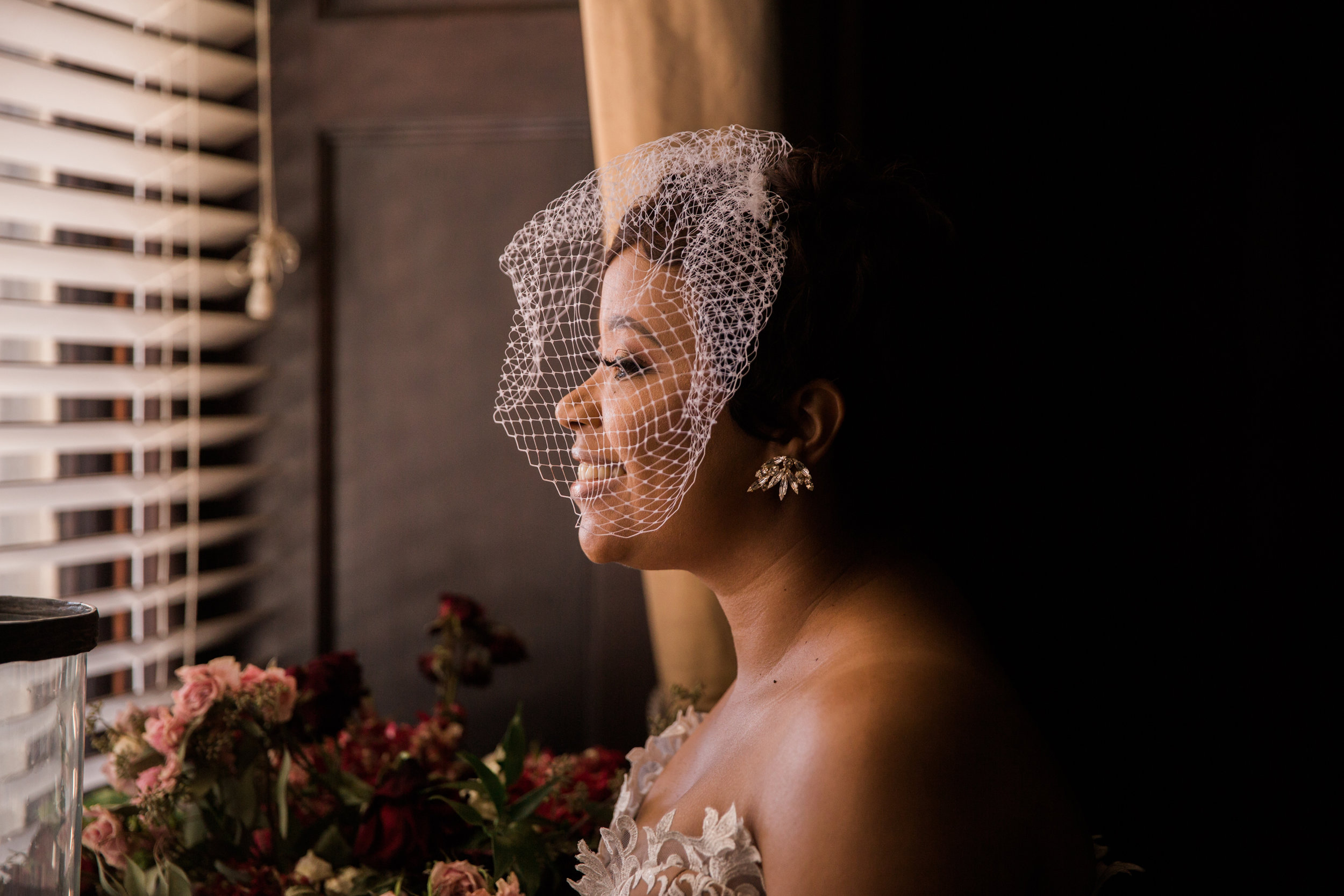 Best Classic Black Bride at The Grand Baltimore Maryland Husband and Wife Wedding Photographers Megapixels Media (34 of 98).jpg