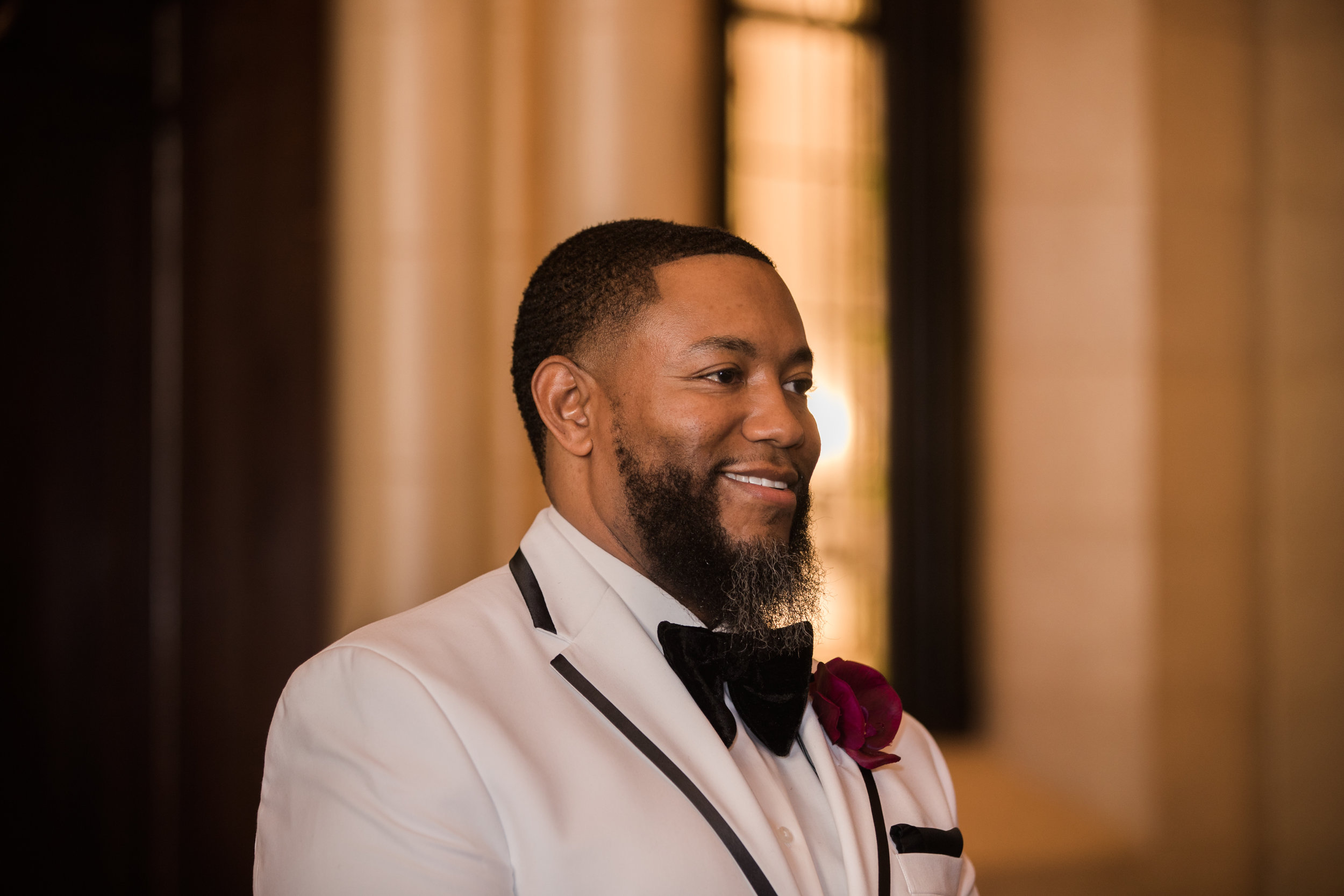 Best Classic Black Bride at The Grand Baltimore Maryland Husband and Wife Wedding Photographers Megapixels Media (42 of 98).jpg