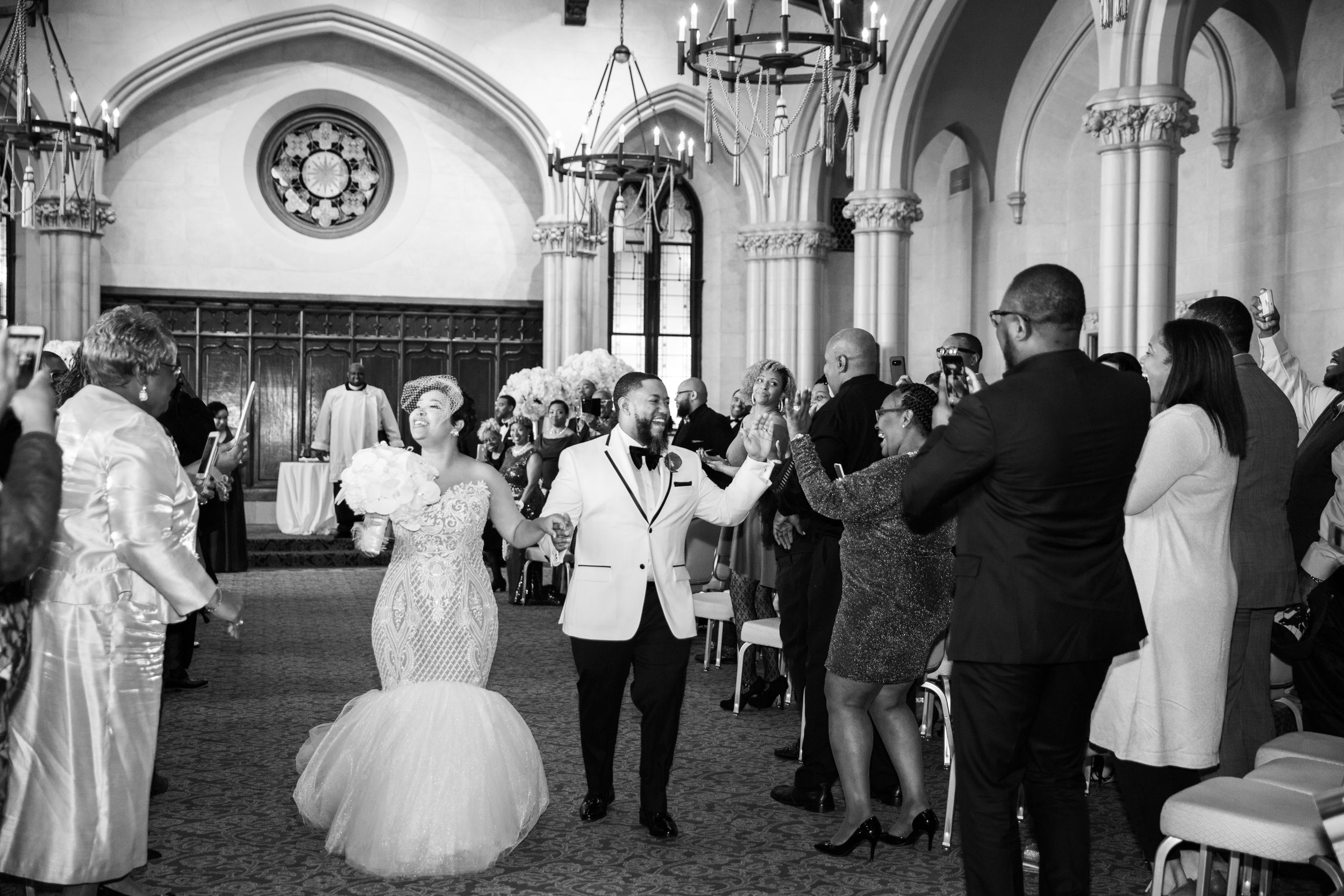 Best Classic Black Bride at The Grand Baltimore Maryland Husband and Wife Wedding Photographers Megapixels Media (51 of 98).jpg