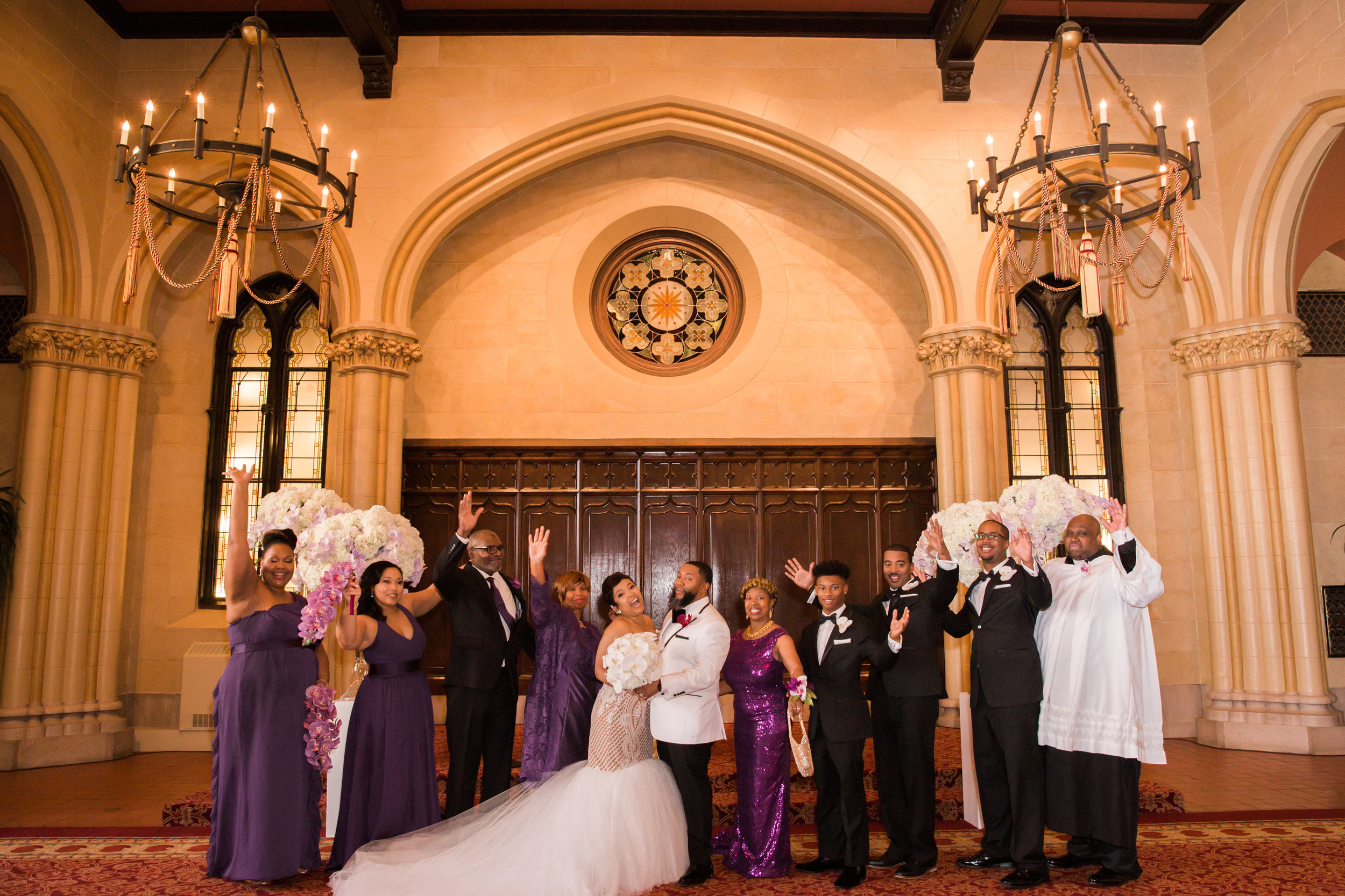 Best Classic Black Bride at The Grand Baltimore Maryland Husband and Wife Wedding Photographers Megapixels Media (52 of 98).jpg