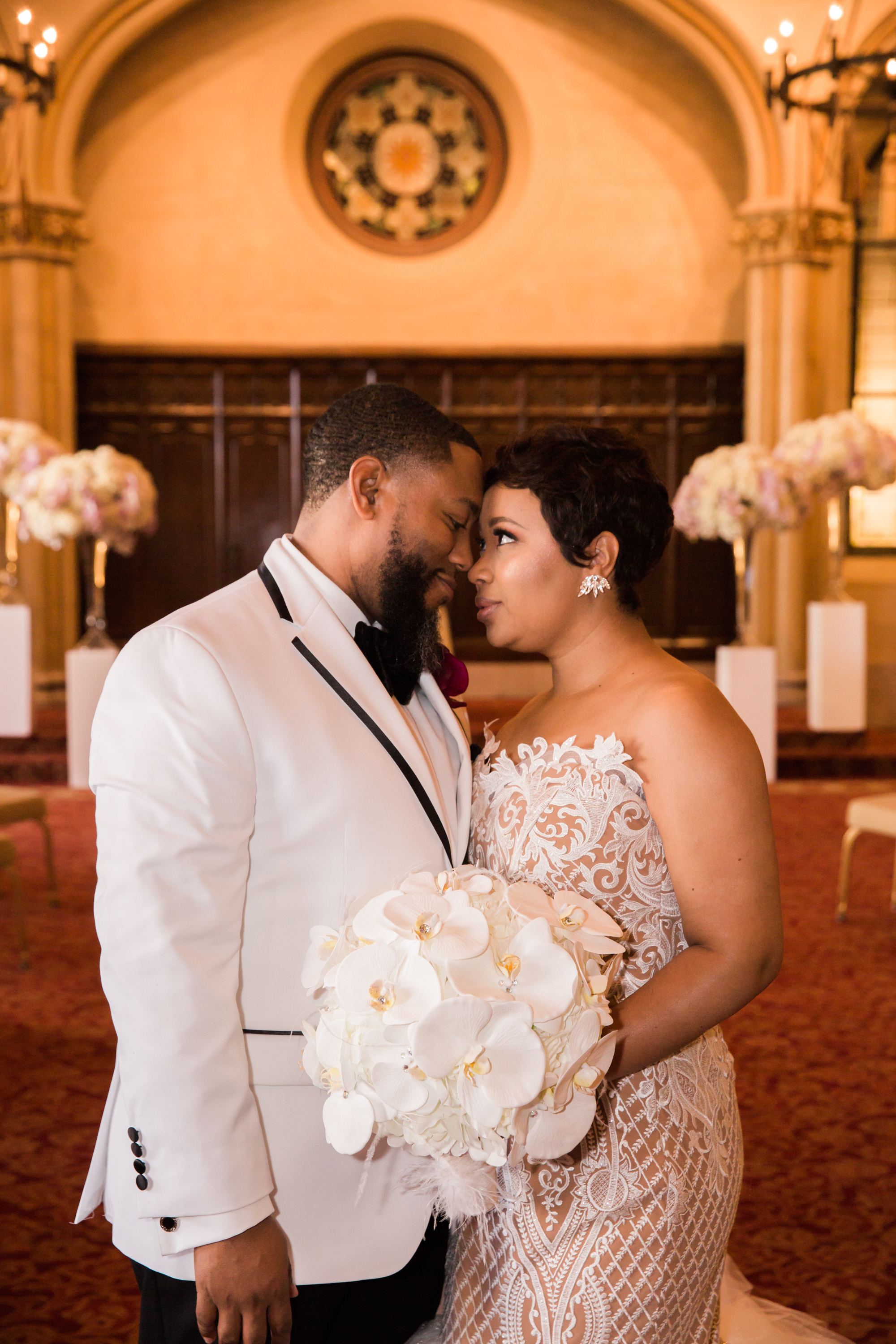 Best Classic Black Bride at The Grand Baltimore Maryland Husband and Wife Wedding Photographers Megapixels Media (53 of 98).jpg