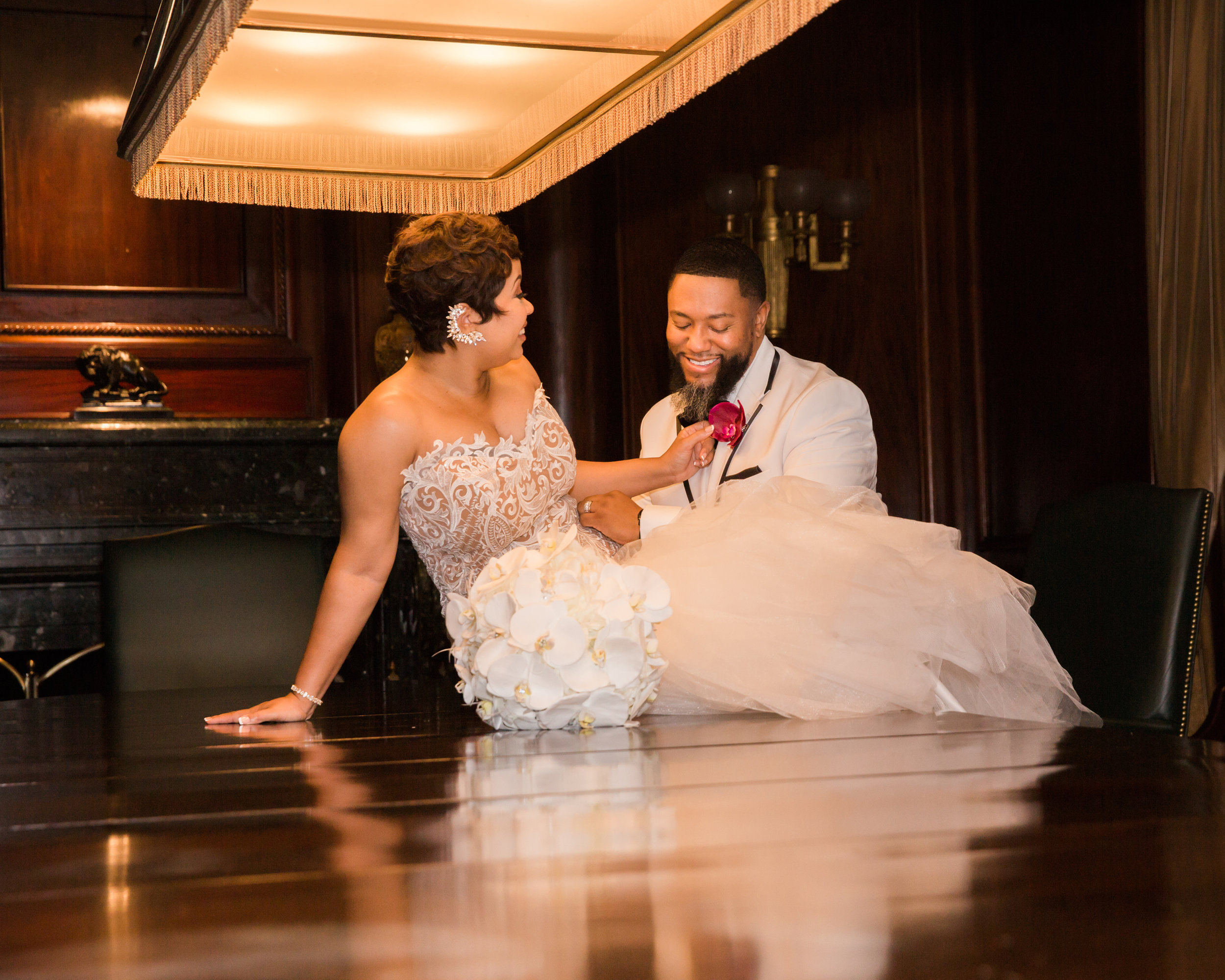 Best Classic Black Bride at The Grand Baltimore Maryland Husband and Wife Wedding Photographers Megapixels Media (56 of 98).jpg
