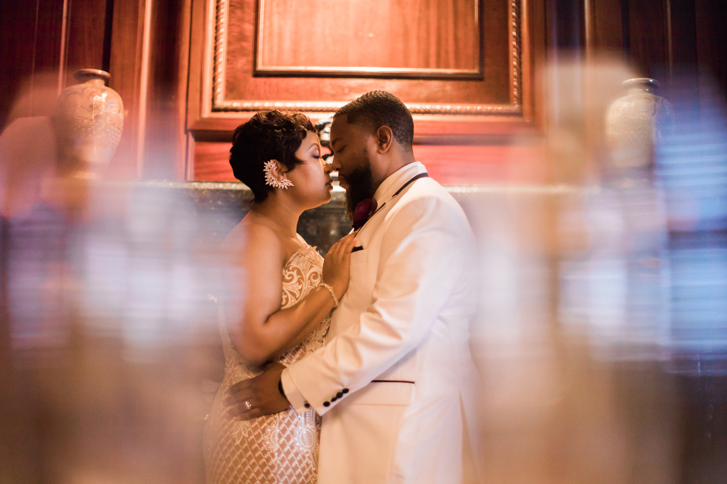 Best Classic Black Bride at The Grand Baltimore Maryland Husband and Wife Wedding Photographers Megapixels Media (63 of 98).jpg
