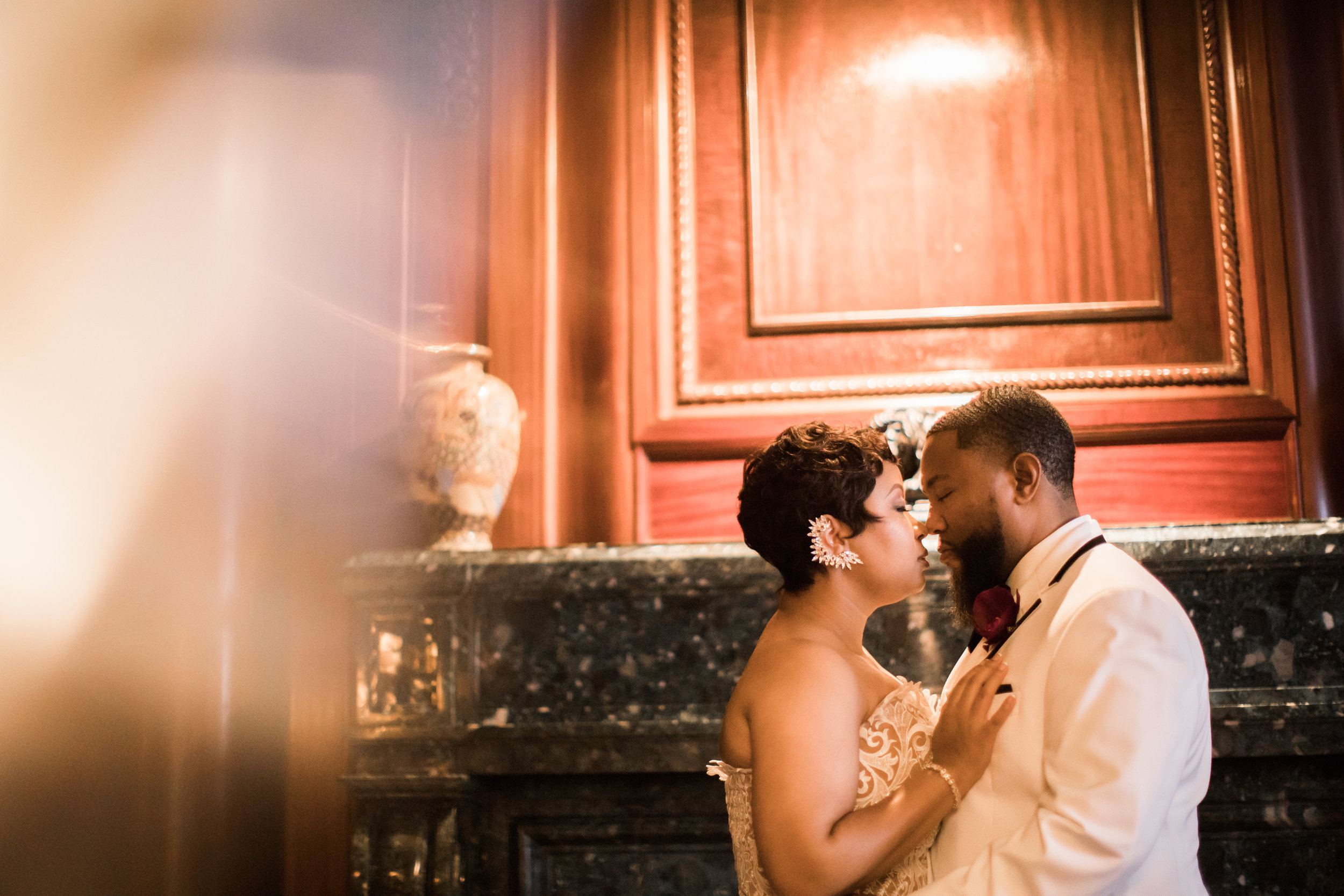 Best Classic Black Bride at The Grand Baltimore Maryland Husband and Wife Wedding Photographers Megapixels Media (64 of 98).jpg