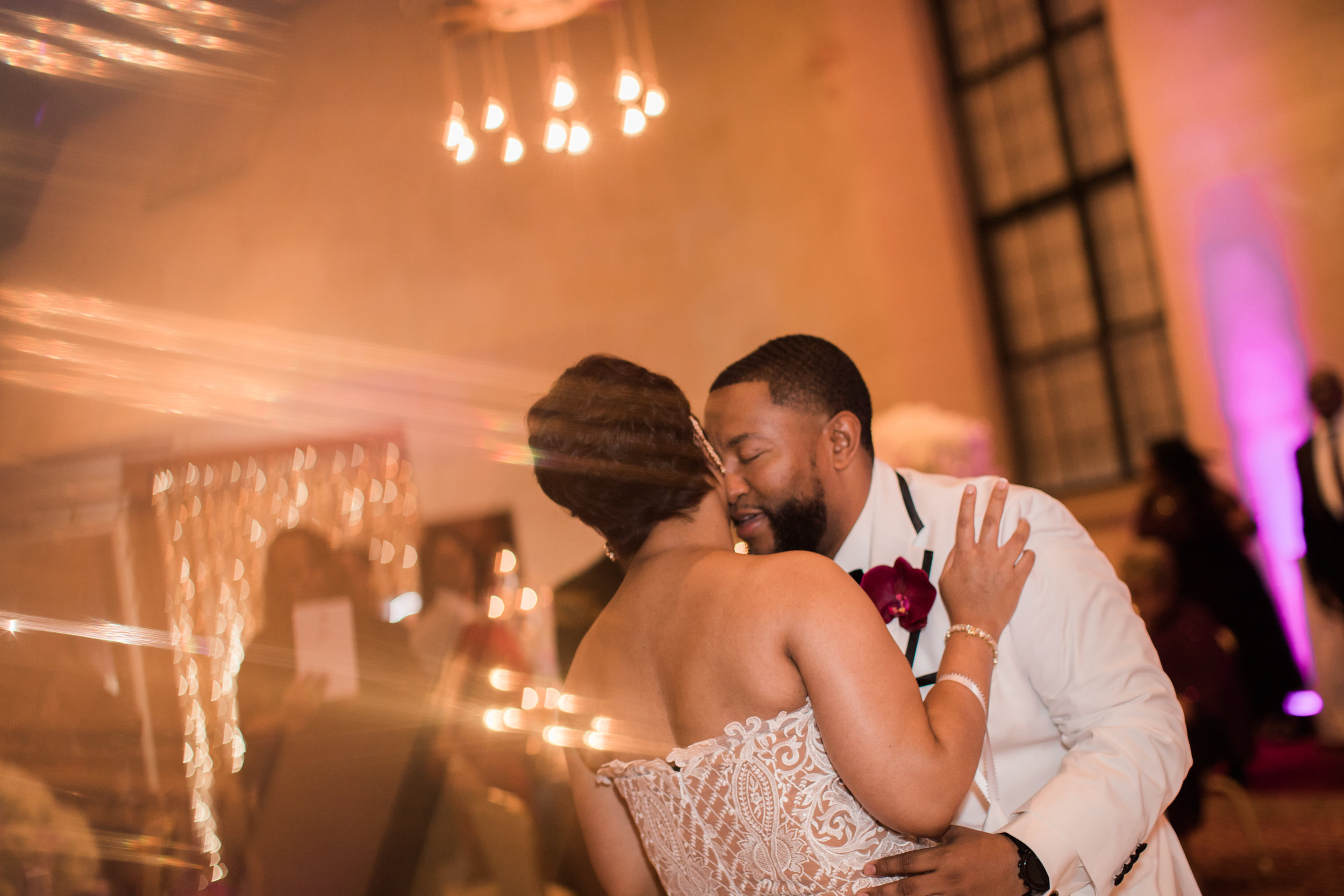 Best Classic Black Bride at The Grand Baltimore Maryland Husband and Wife Wedding Photographers Megapixels Media (77 of 98).jpg