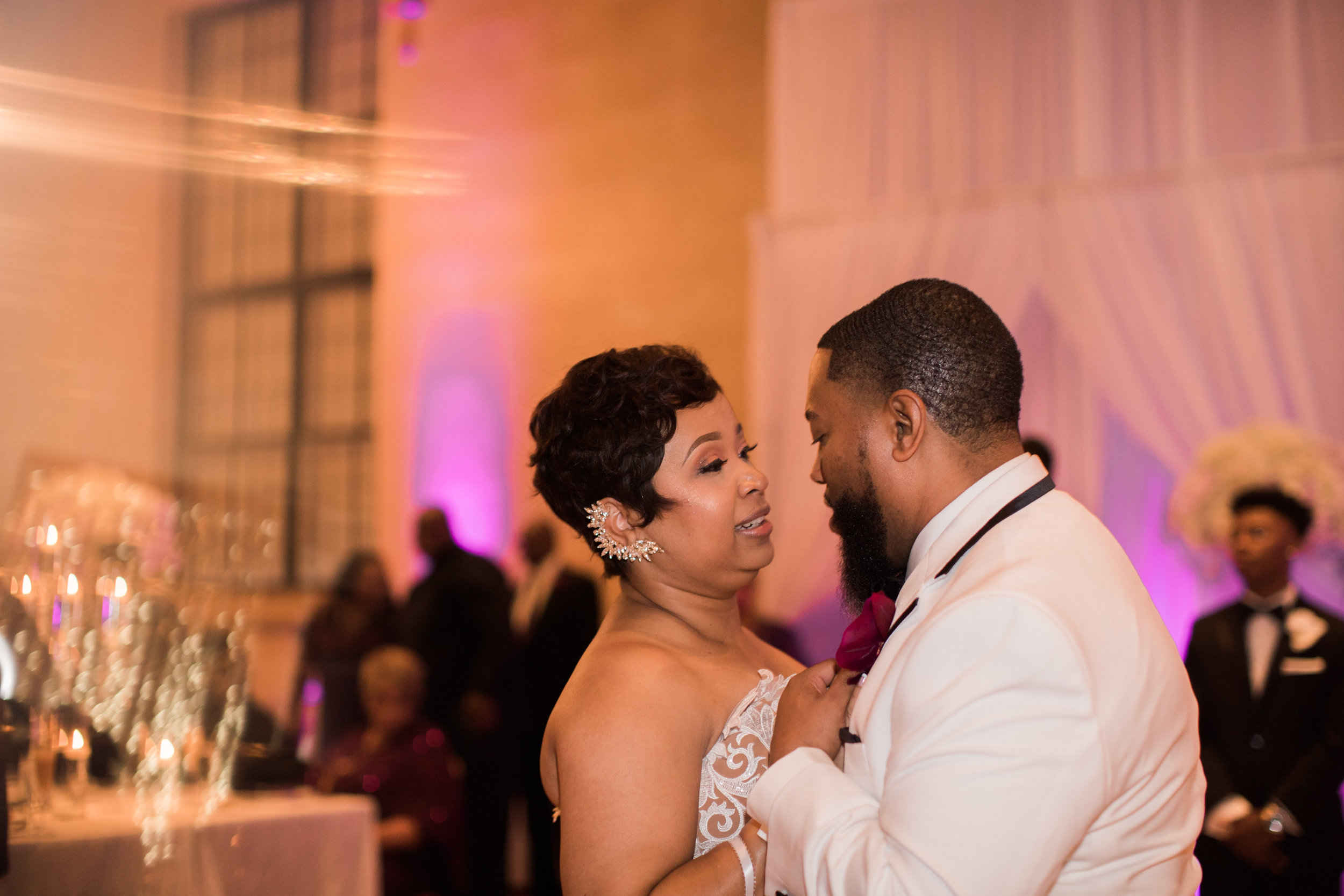 Best Classic Black Bride at The Grand Baltimore Maryland Husband and Wife Wedding Photographers Megapixels Media (79 of 98).jpg