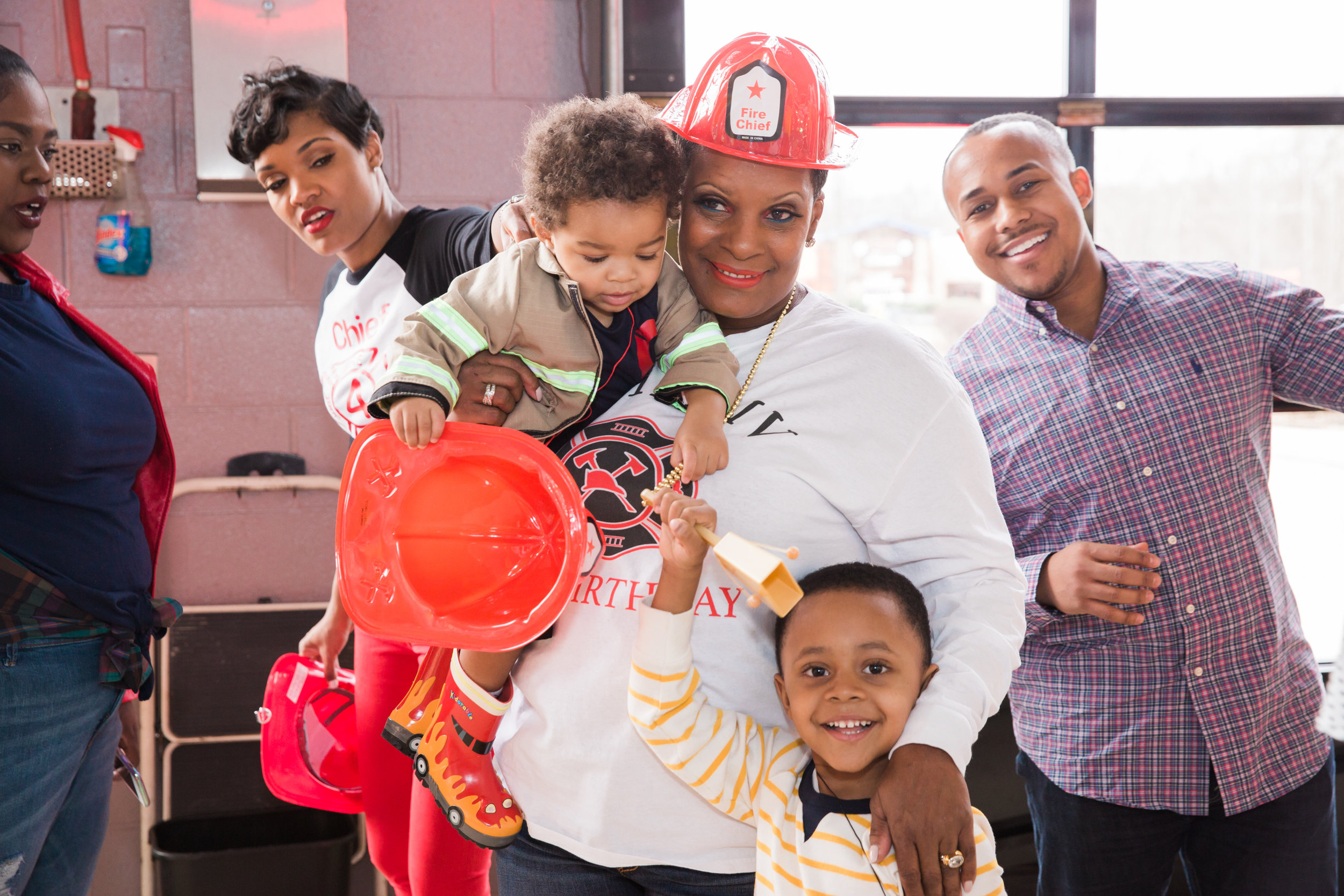 Fireman Birthday Party Ideas  Decorations Owings Mills Fire Department Maryland Family Photographers Megapixels Media Photography (54 of 55).jpg