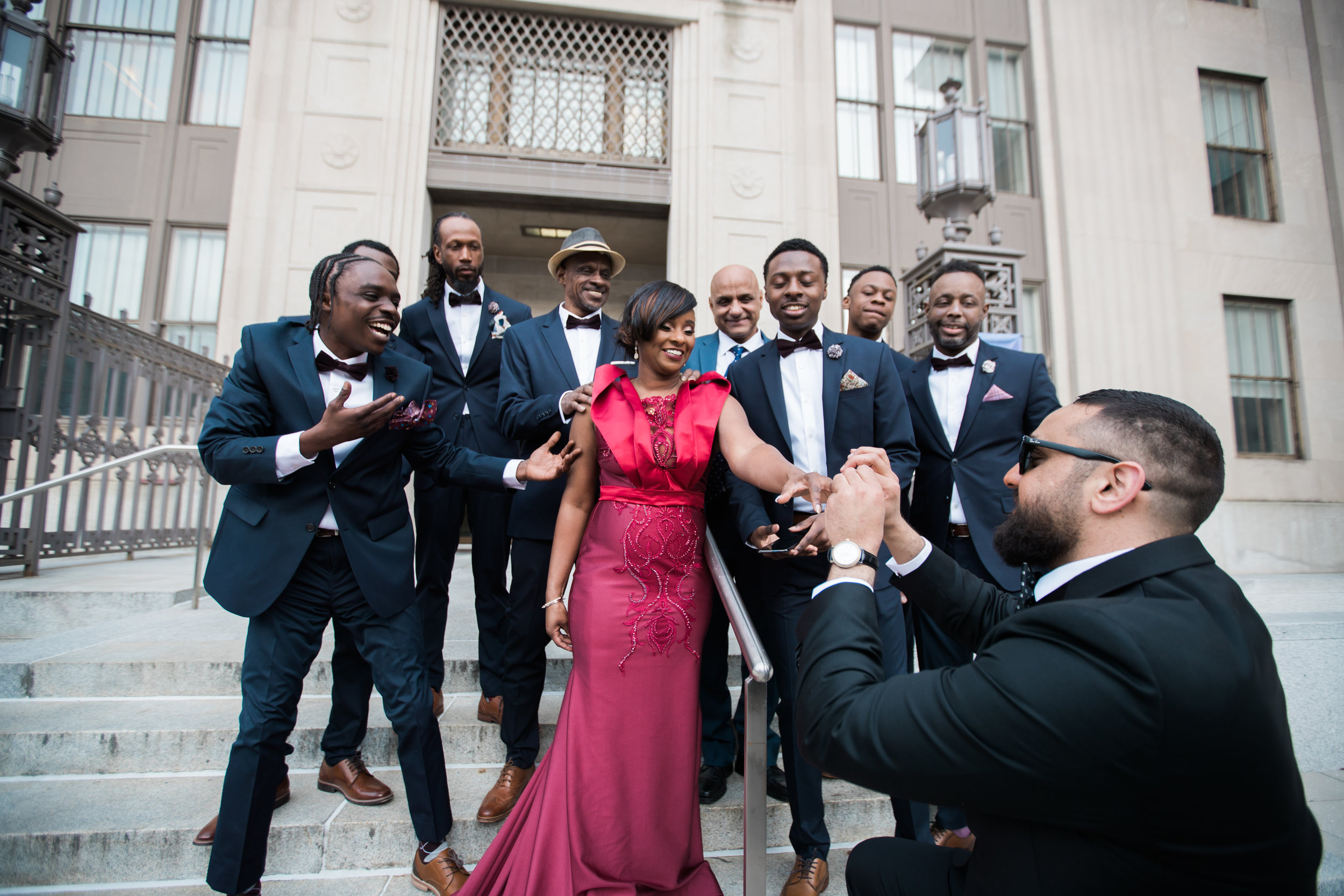 Multicultural wedding at The Belvedere in Baltimore Maryland Black Bride Indian wedding Megapixels Media Photography (42 of 90).jpg