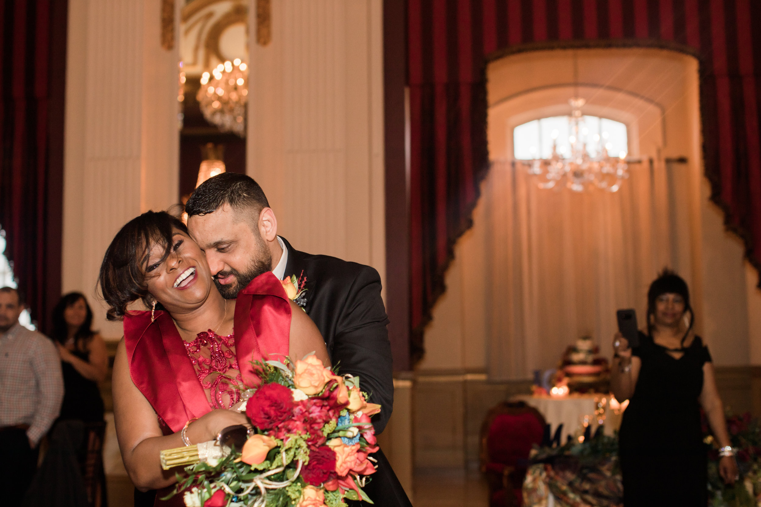 Multicultural wedding at The Belvedere in Baltimore Maryland Black Bride Indian wedding Megapixels Media Photography (63 of 90).jpg