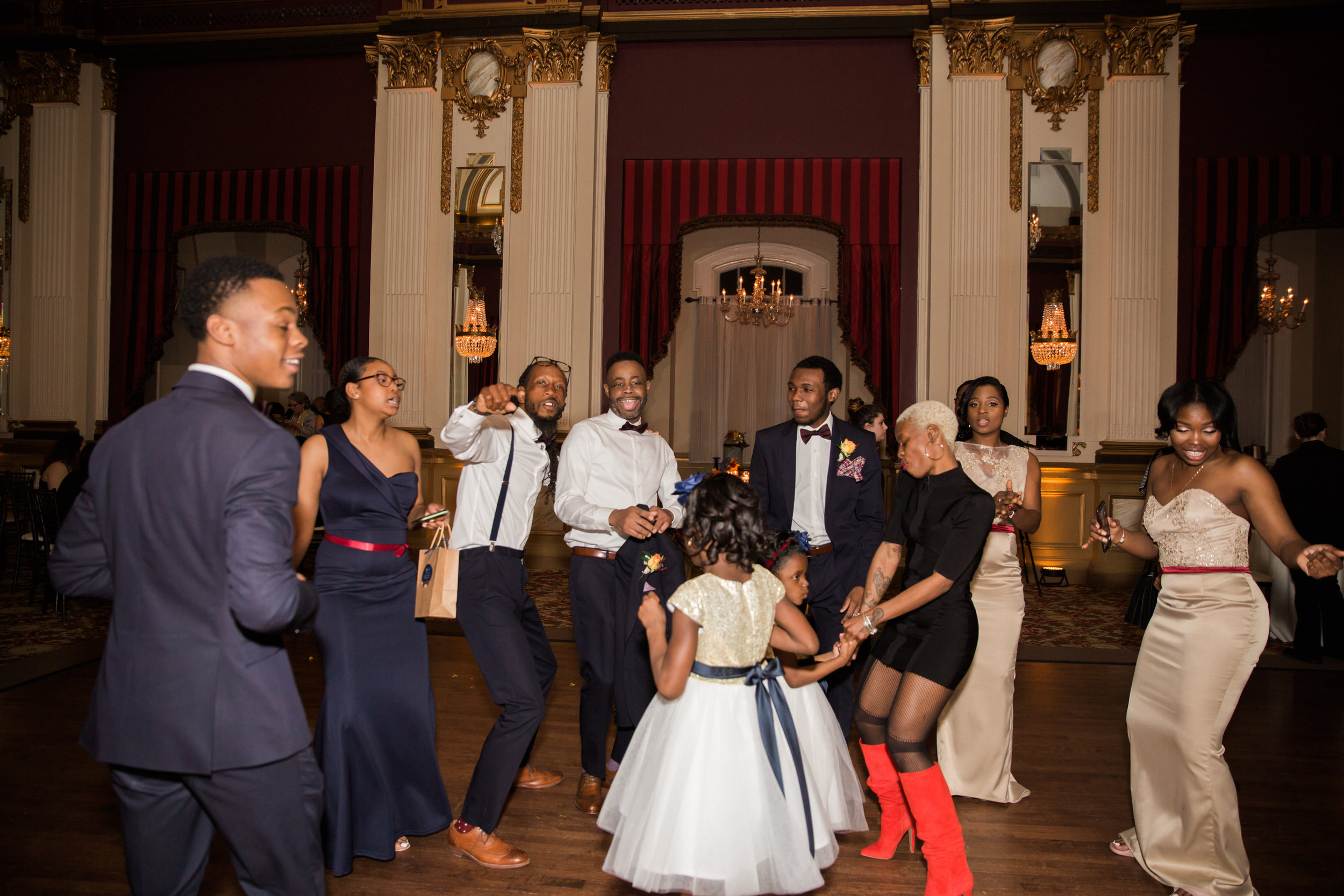 Multicultural wedding at The Belvedere in Baltimore Maryland Black Bride Indian wedding Megapixels Media Photography (79 of 90).jpg