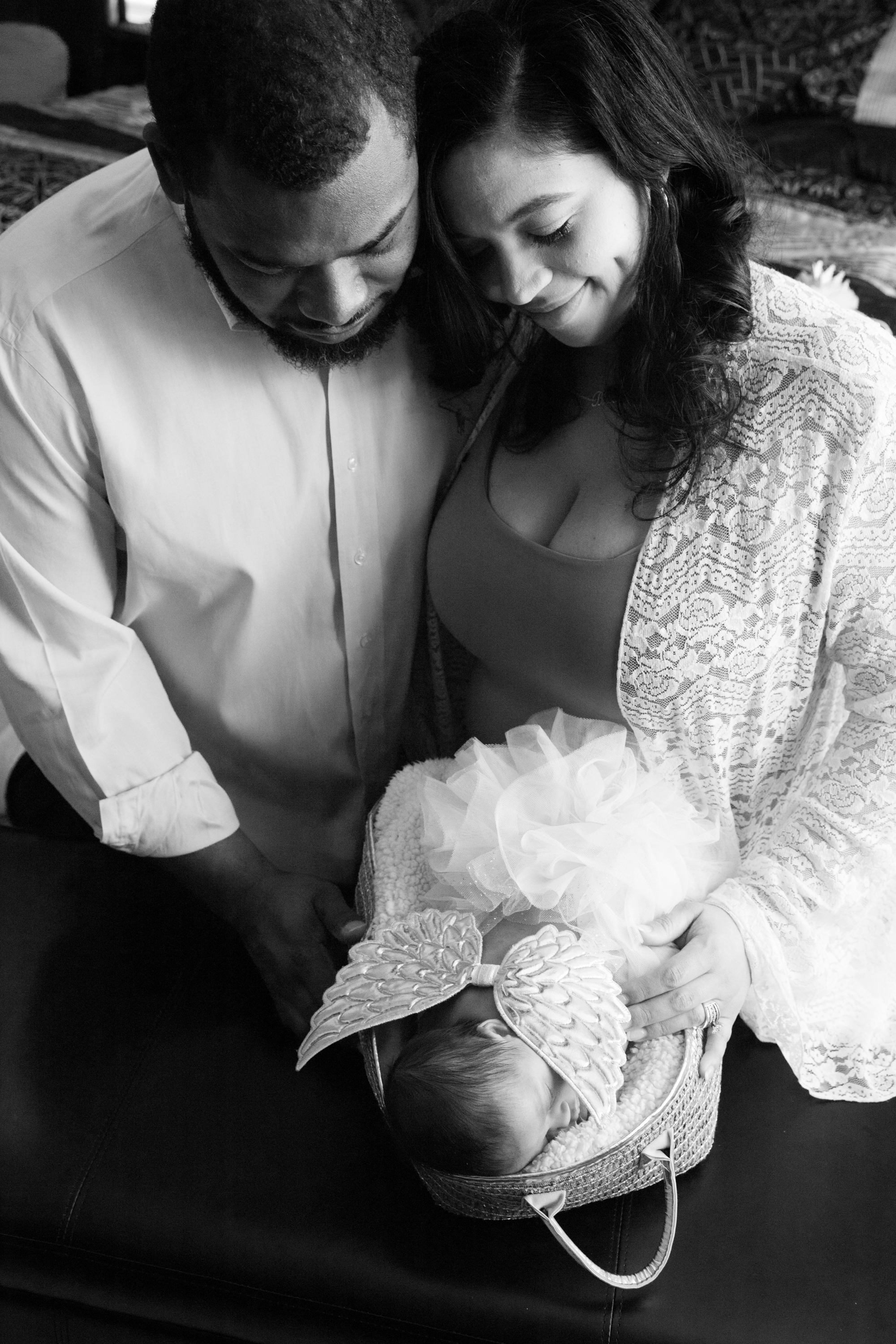Maryland Maternity and Newborn Photography in Home Megapixels Media Black Mom Photographer-30.jpg