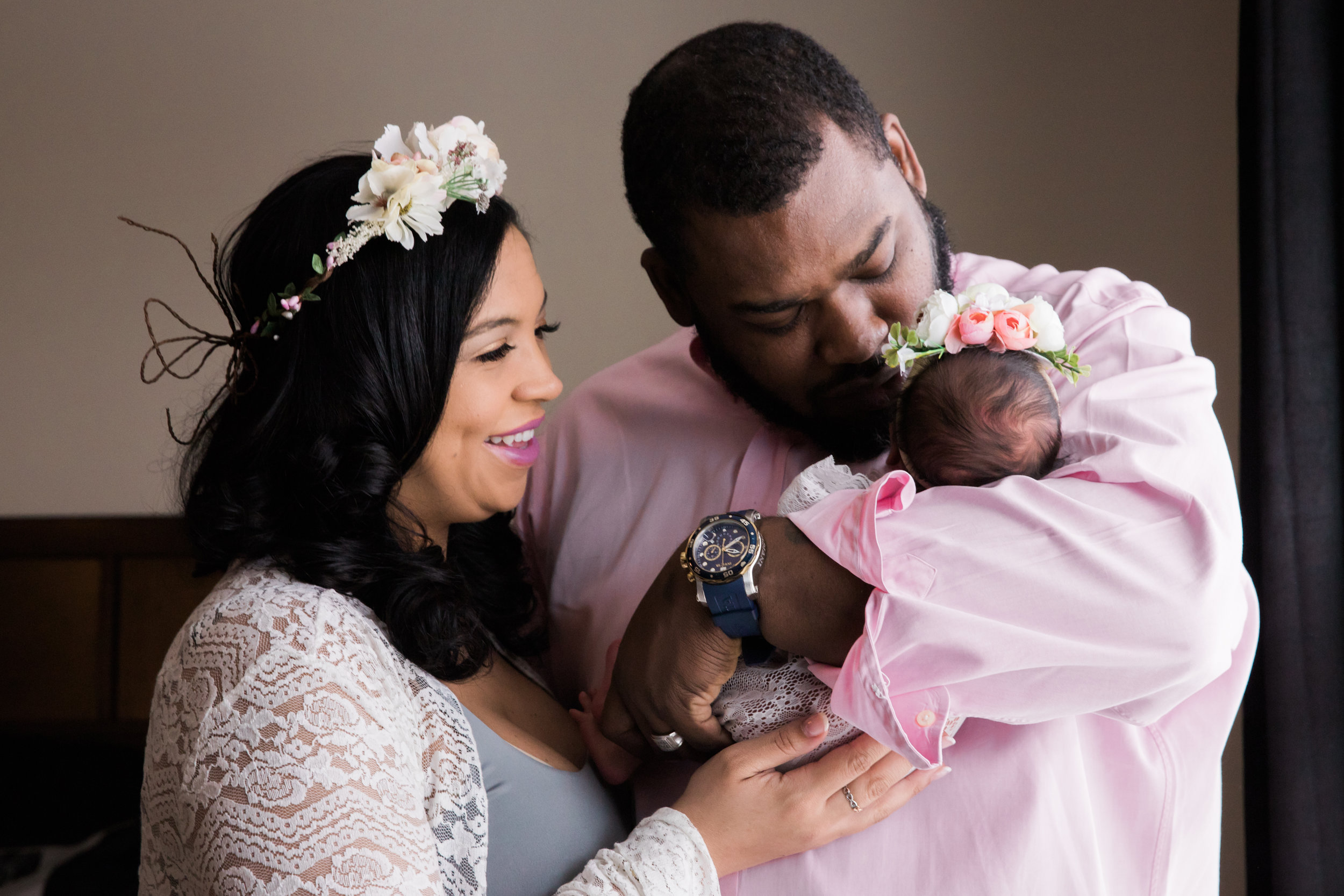 Maryland Maternity and Newborn Photography in Home Megapixels Media Black Mom Photographer-32.jpg