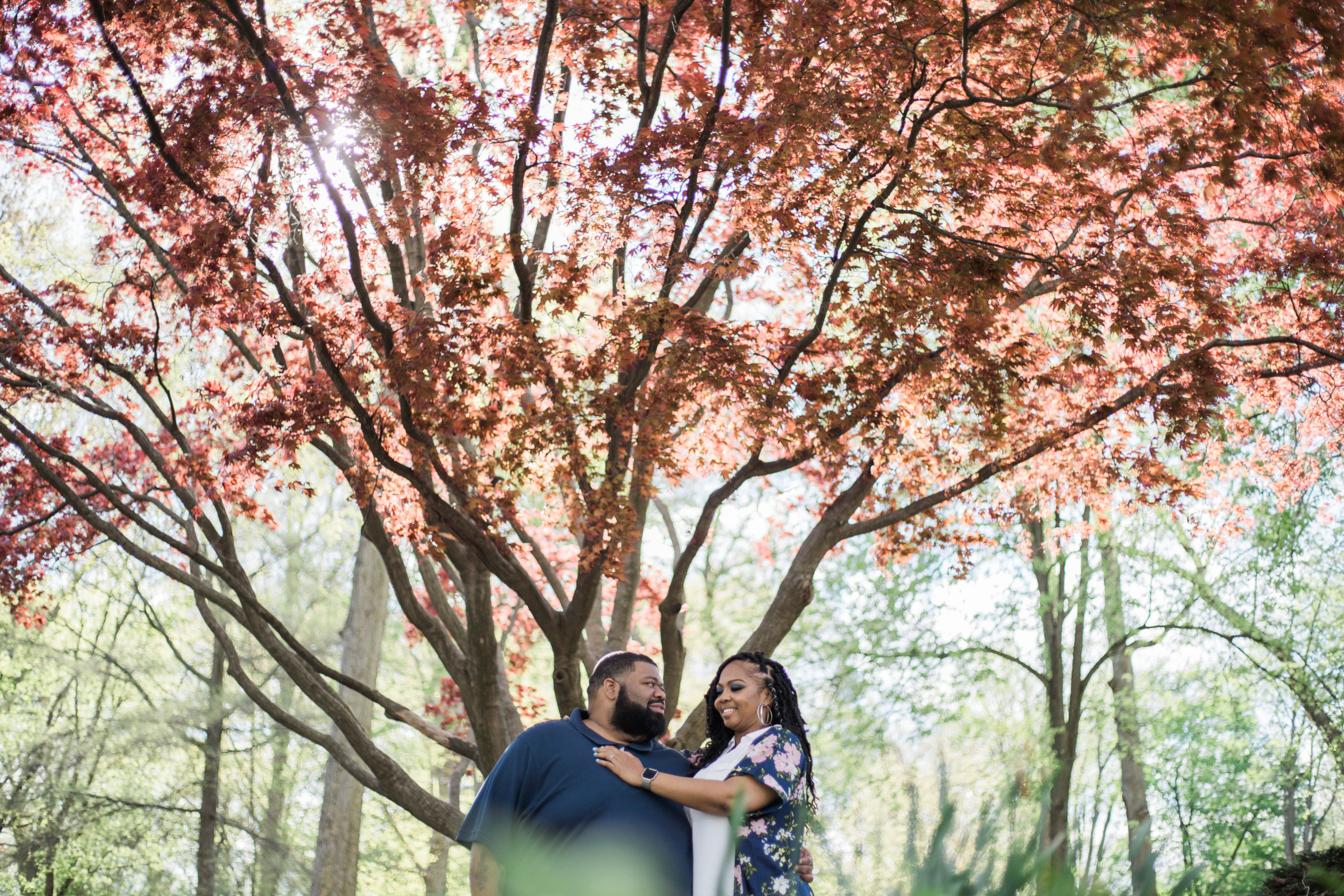 Tips for Summer Engagement Sessions at Hagerstown City Park by Maryland Wedding Photographers Megapixels Media-1.jpg