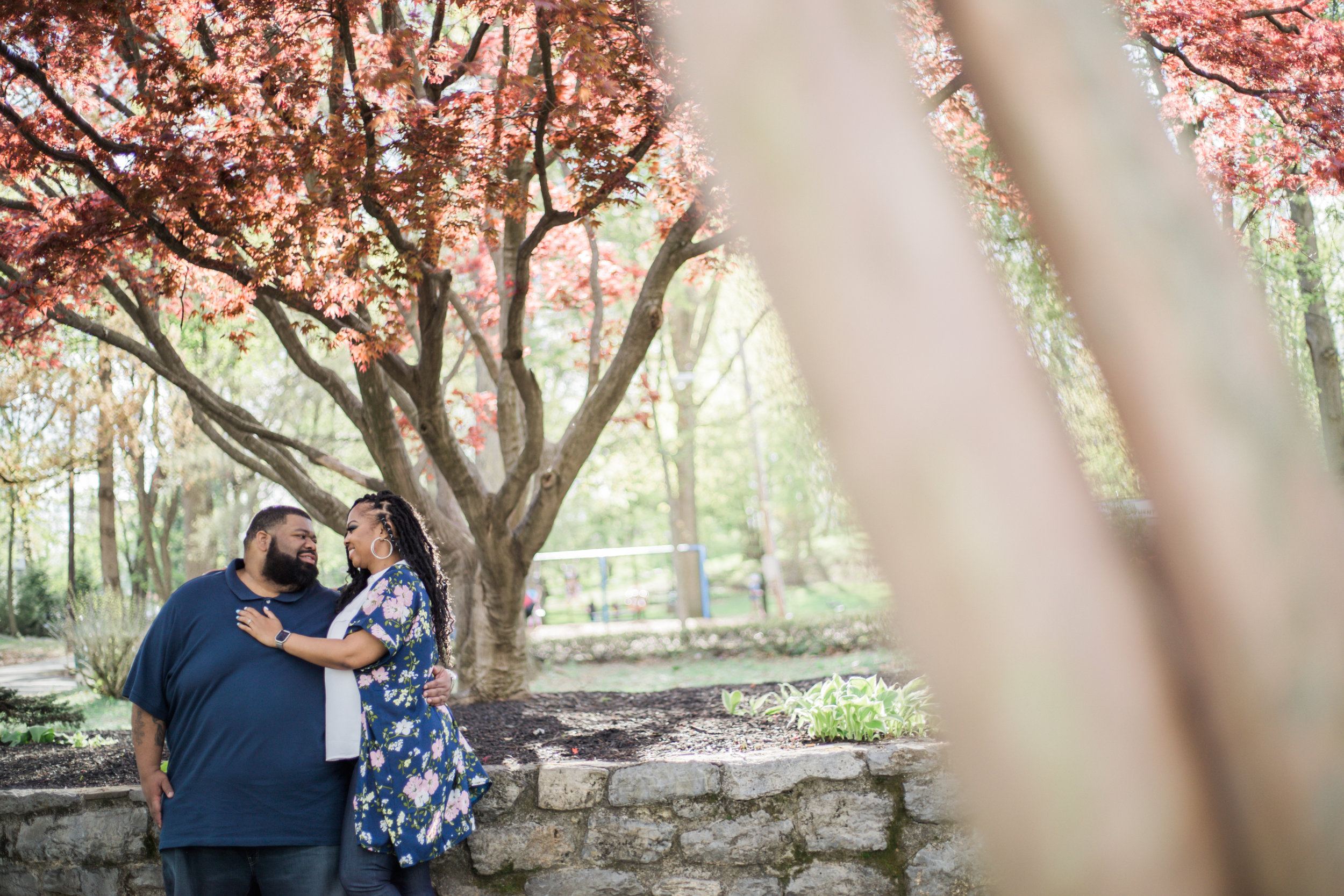 Tips for Summer Engagement Sessions at Hagerstown City Park by Maryland Wedding Photographers Megapixels Media-7.jpg