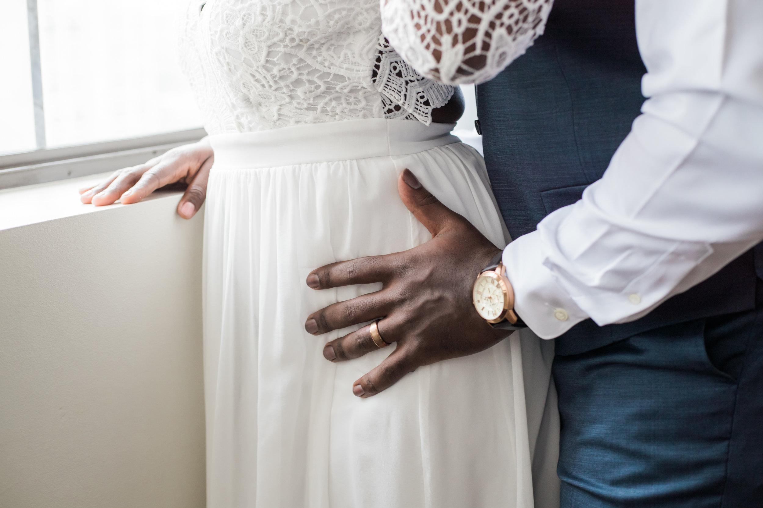 Baltimore City Wedding at Hotel Indigo Megapixels Media Photography Tira Lynn Events Black Bride and Groom (19 of 74).jpg