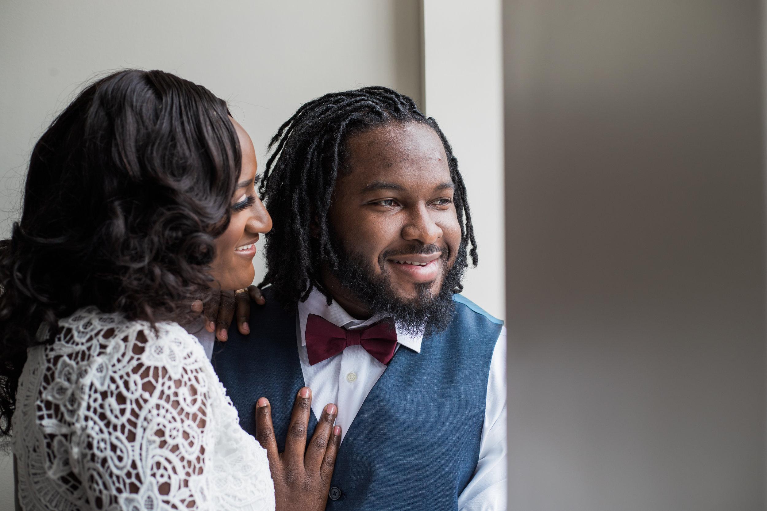 Baltimore City Wedding at Hotel Indigo Megapixels Media Photography Tira Lynn Events Black Bride and Groom (25 of 74).jpg