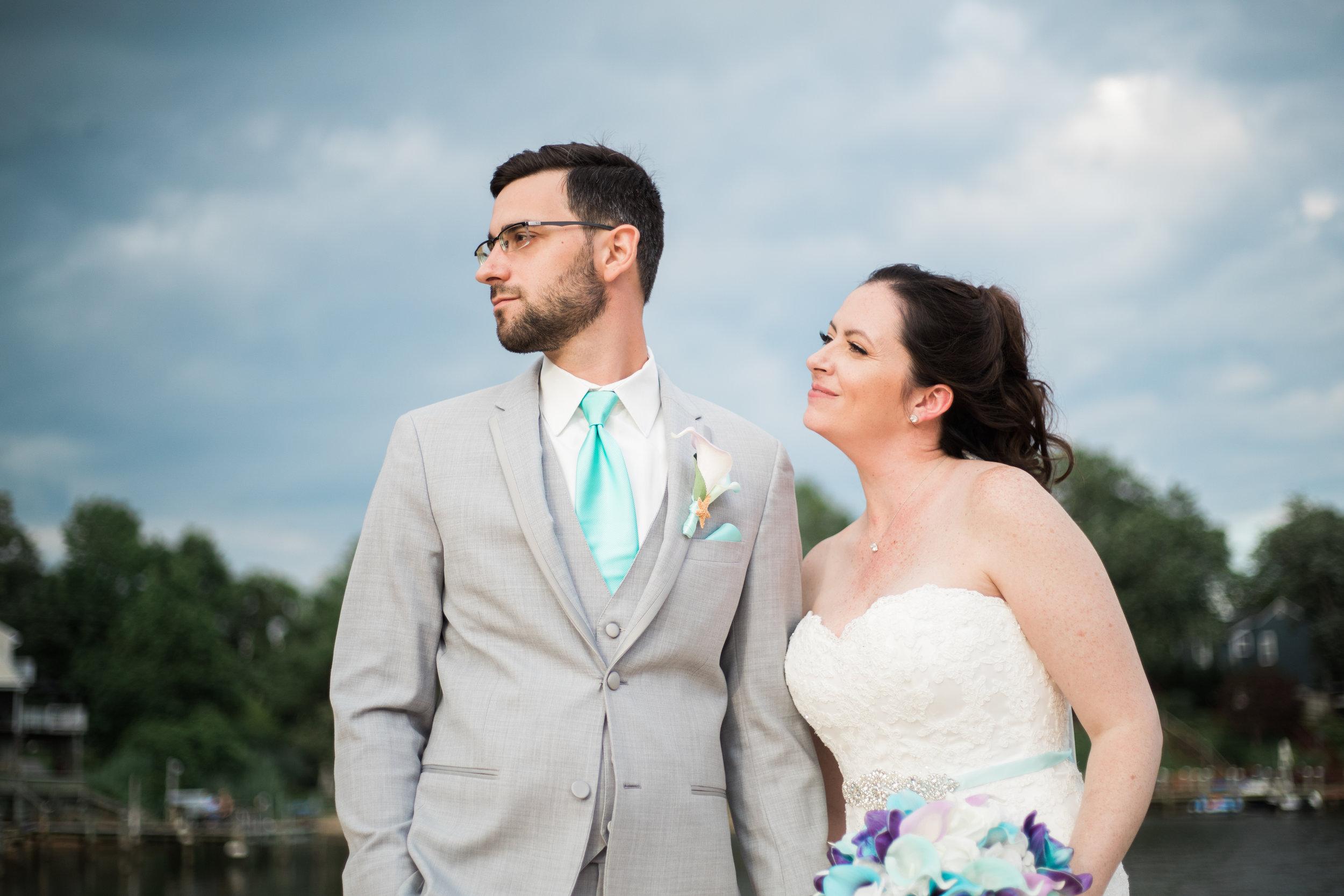 Bleus on the water Wedding Glen Burnie Maryland Wedding Photographers Megapixels Media Photography (1 of 91).jpg