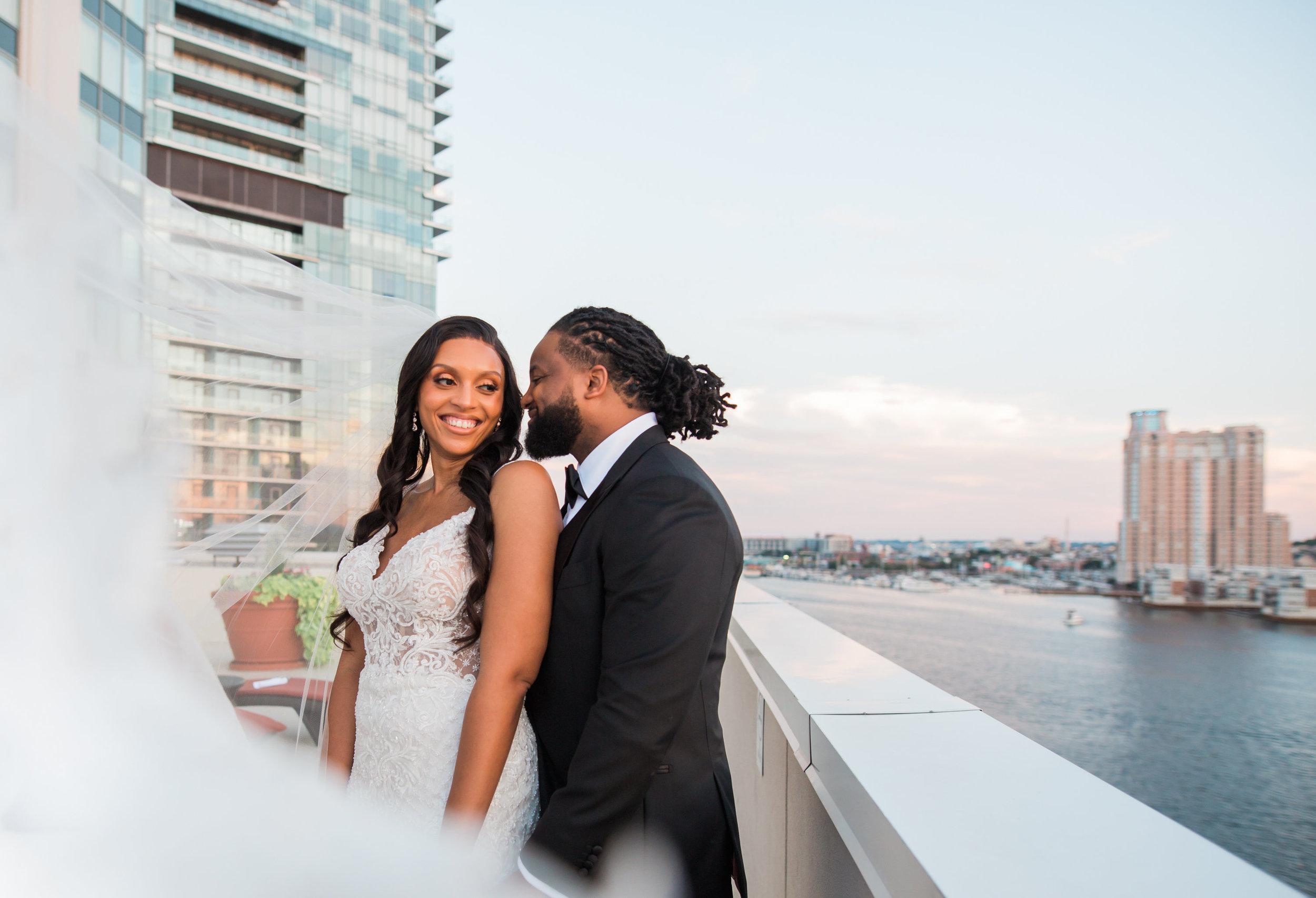 Black Bride Luxury Wedding Baltimore Marriott Waterfront Best Baltimore Photographers Megapixels Media PhotographyJasmine & Adrian Baltimore Bride MegapixelsMedia-107.jpg