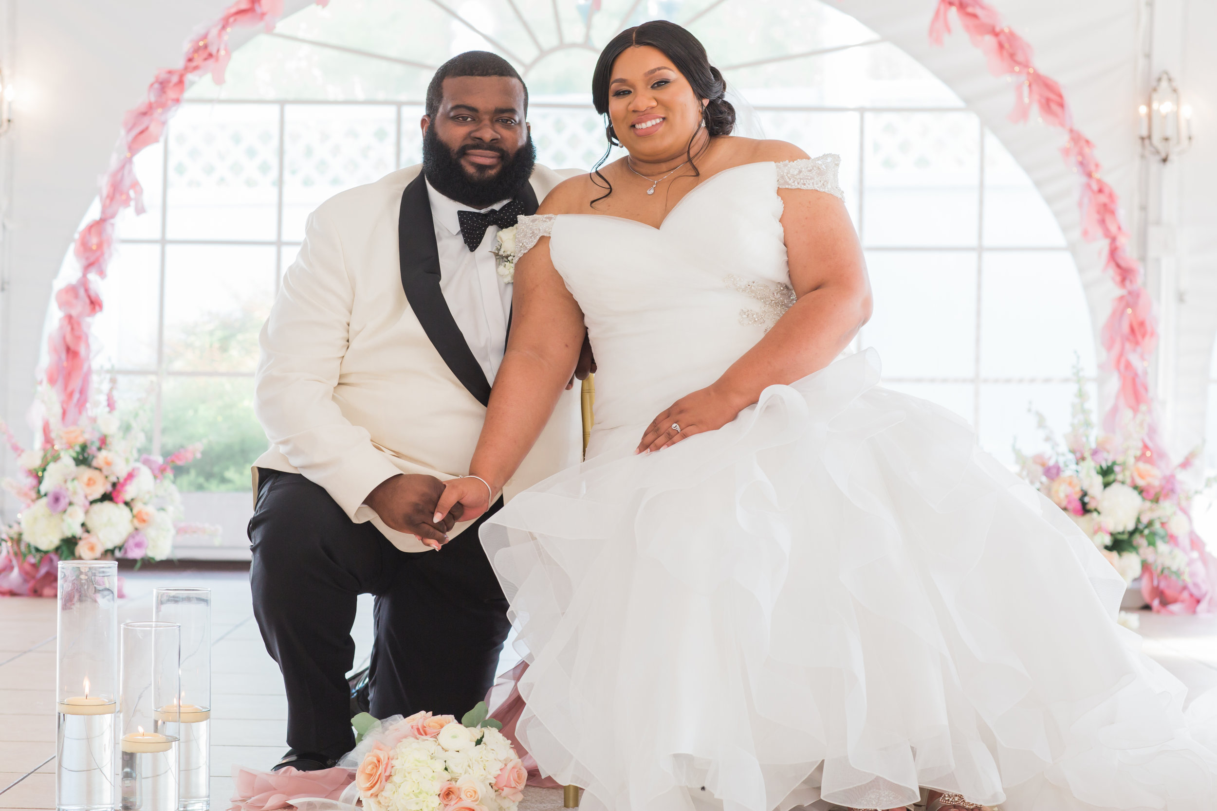 The Villa Wedding Photography in Washington DC Wedding Photographers Megapixels Media Curvy Bride Black Bride (65 of 101).jpg